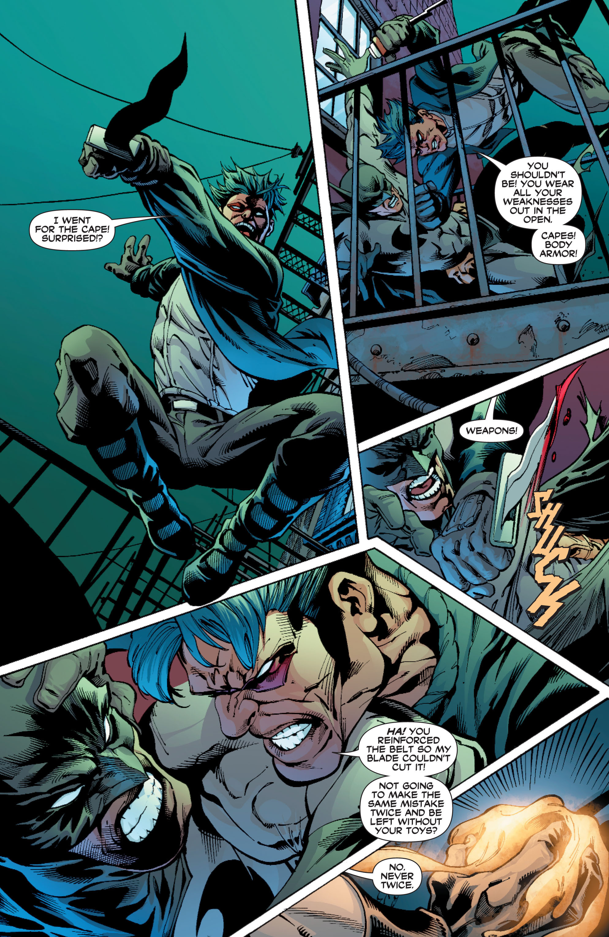 Read online Batman: Under The Red Hood comic -  Issue # Full - 300