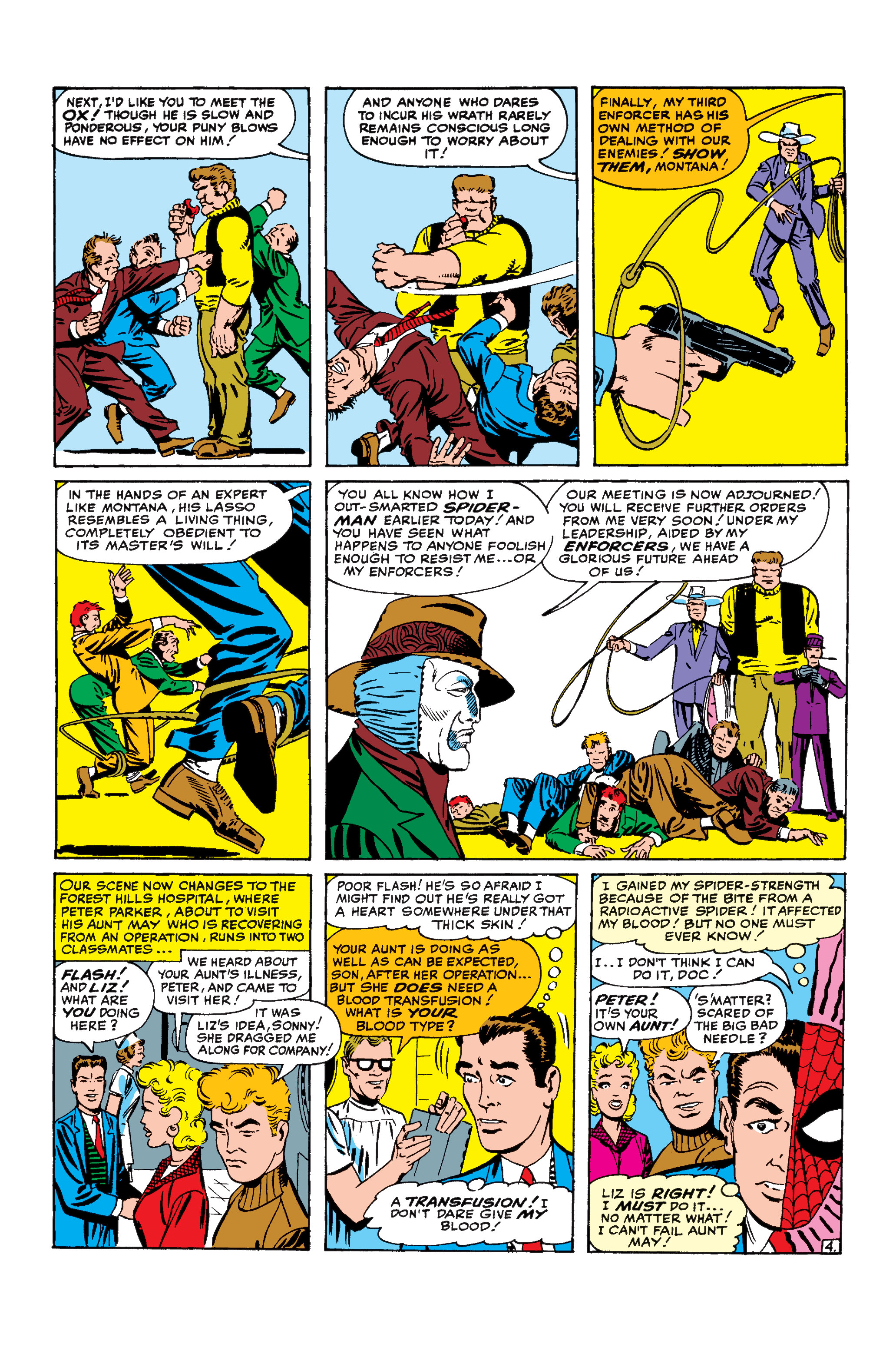 The Amazing Spider-Man (1963) 10 Page 4