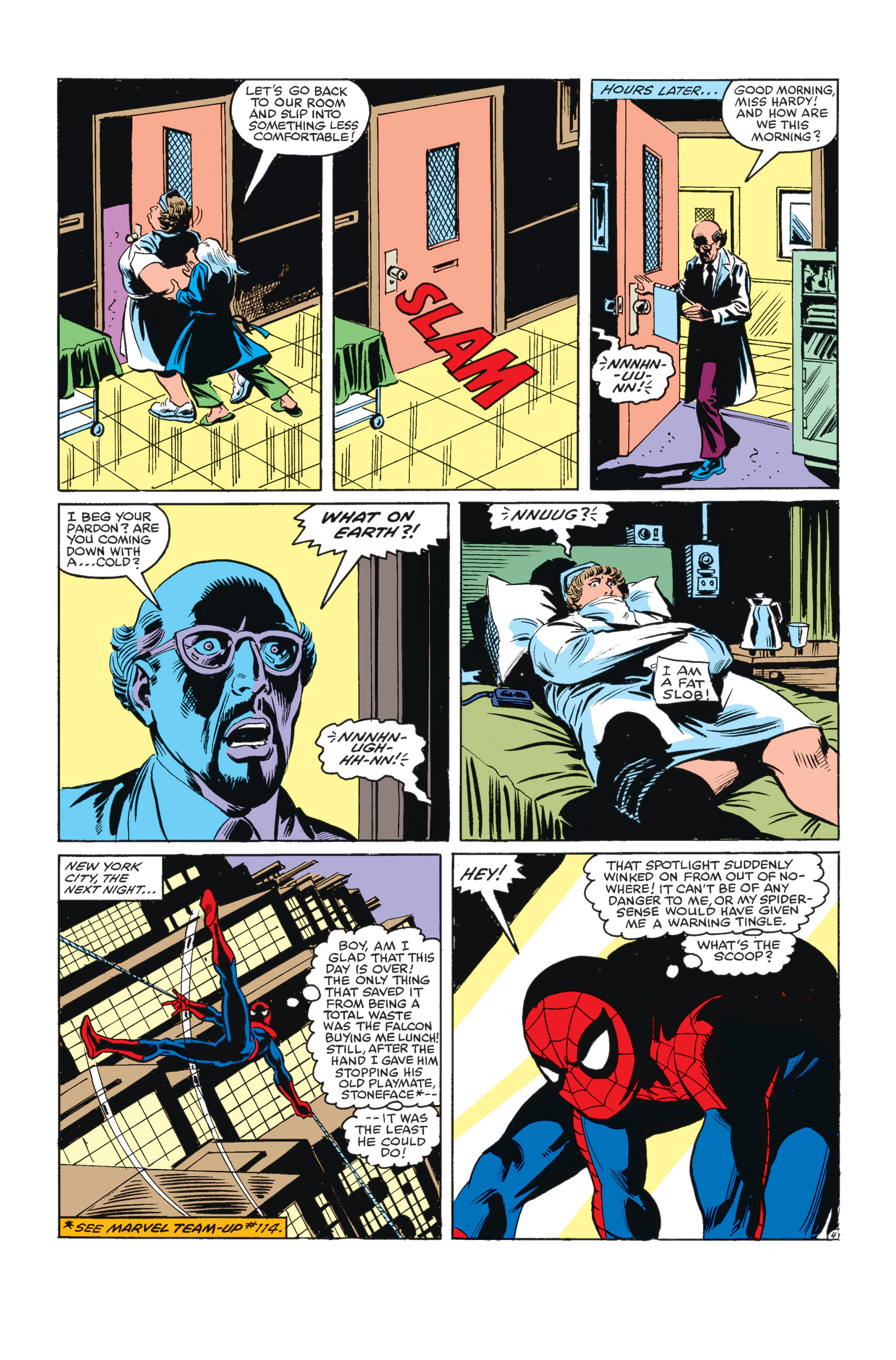 The Amazing Spider-Man (1963) 226 Page 4