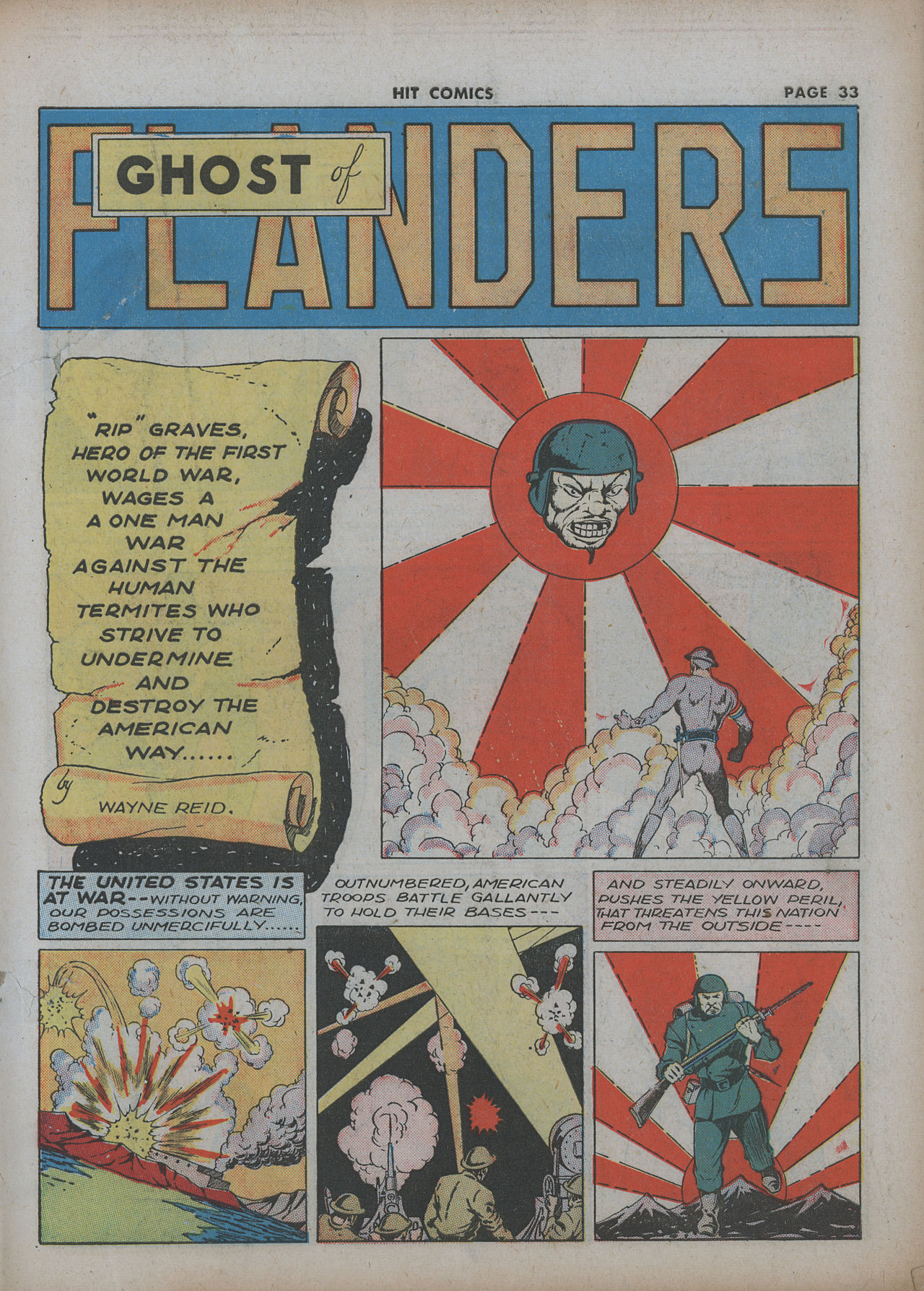 Read online Hit Comics comic -  Issue #22 - 35