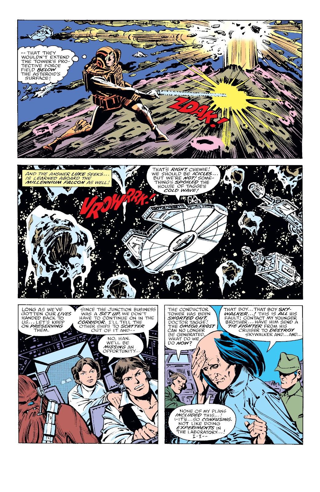 Read online Star Wars Legends: The Original Marvel Years - Epic Collection comic -  Issue # TPB 2 (Part 2) - 98