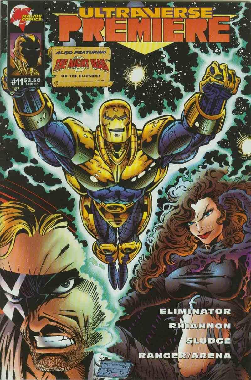 Read online Ultraverse Premiere comic -  Issue #11 - 1