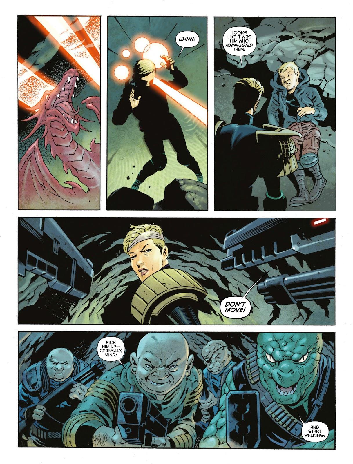 Judge Dredd Megazine (Vol. 5) Issue #381 #180 - English 51