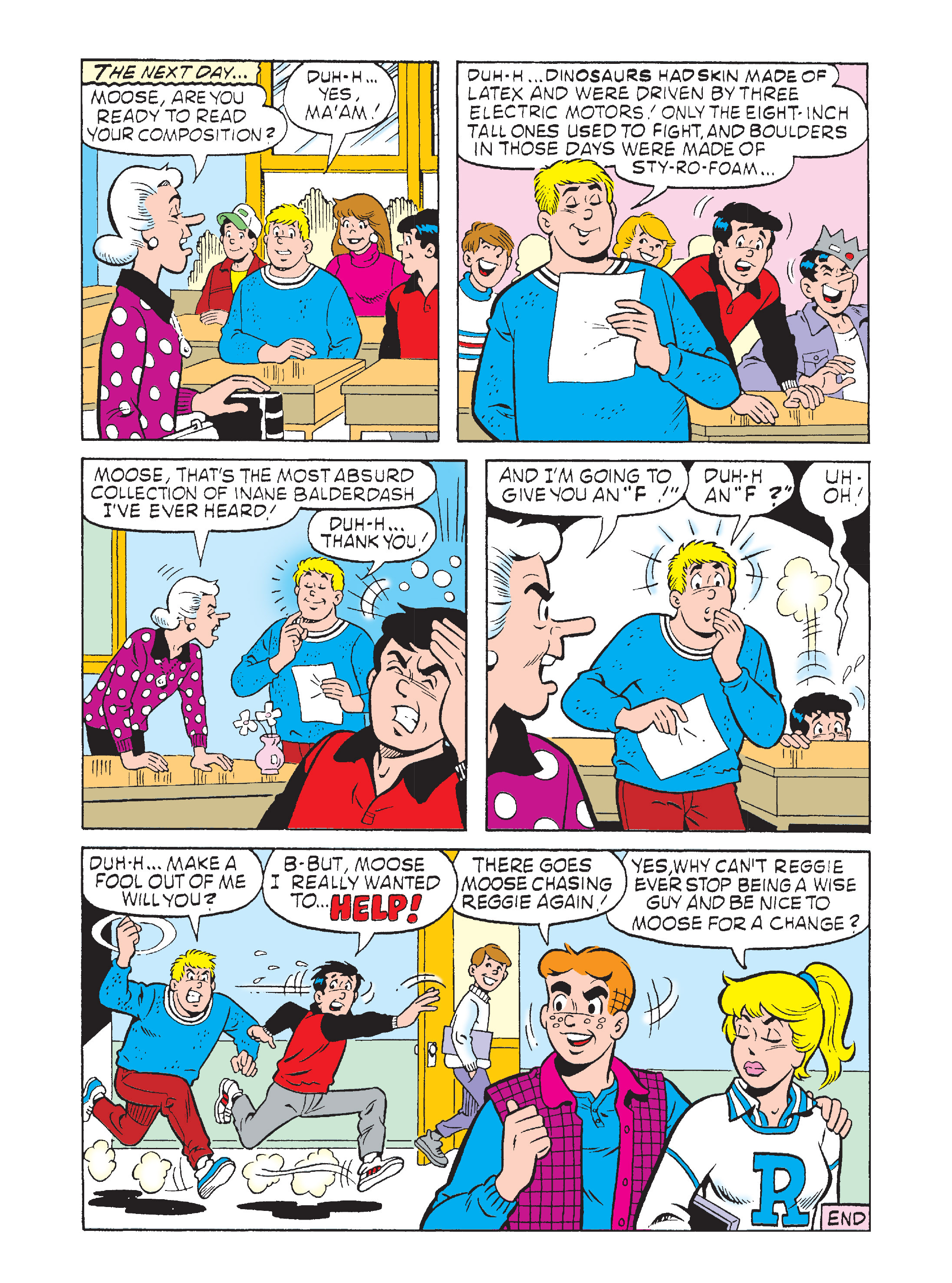 Read online Archie's Funhouse Double Digest comic -  Issue #1 - 18