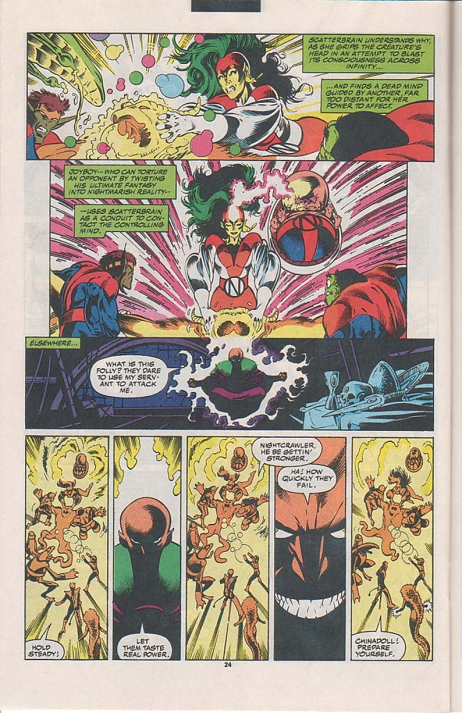 Excalibur (1988) issue 45 - Page 18