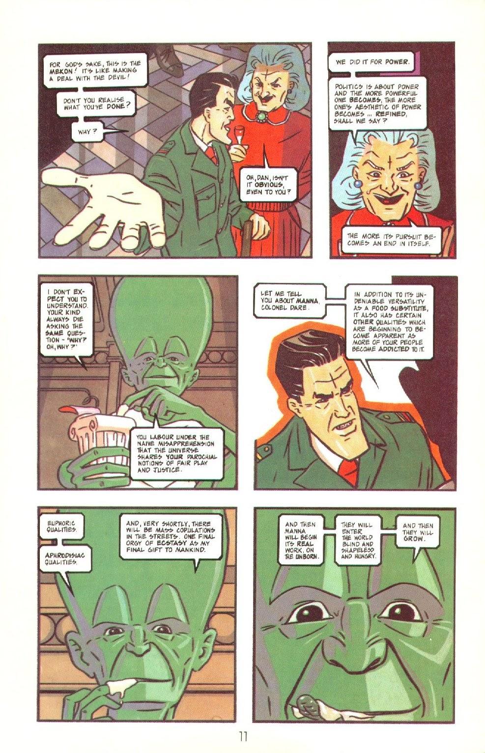 Read online Dare comic -  Issue #4 - 13