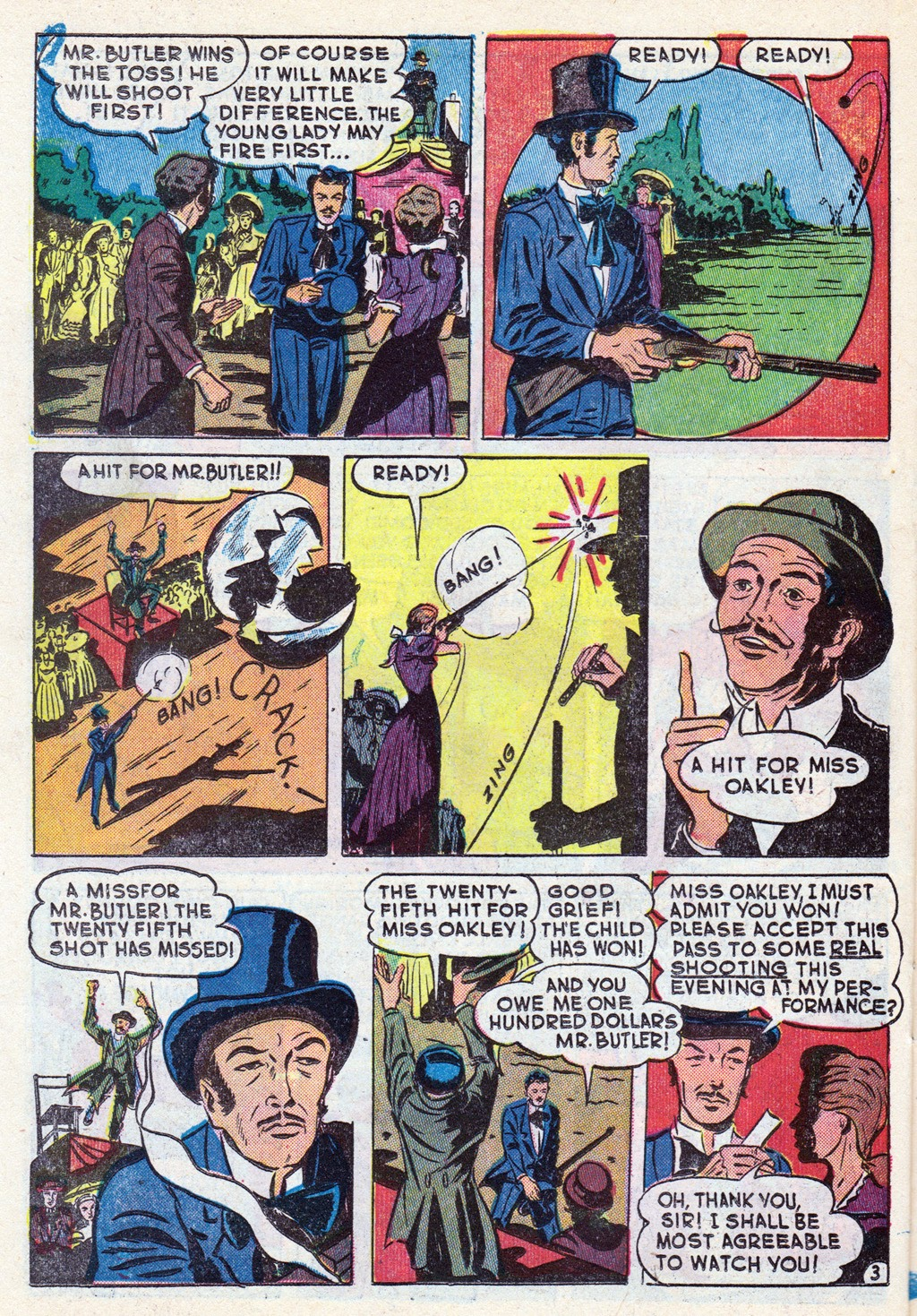 Cowboy Western Comics (1948) issue 18 - Page 22