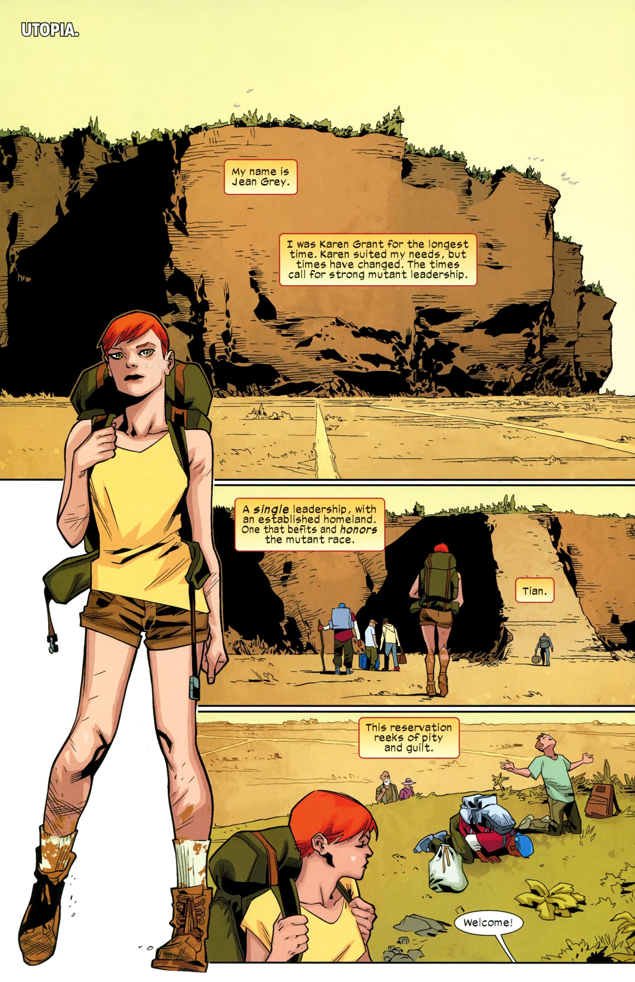 Read online Ultimate Comics X-Men comic -  Issue #25 - 6