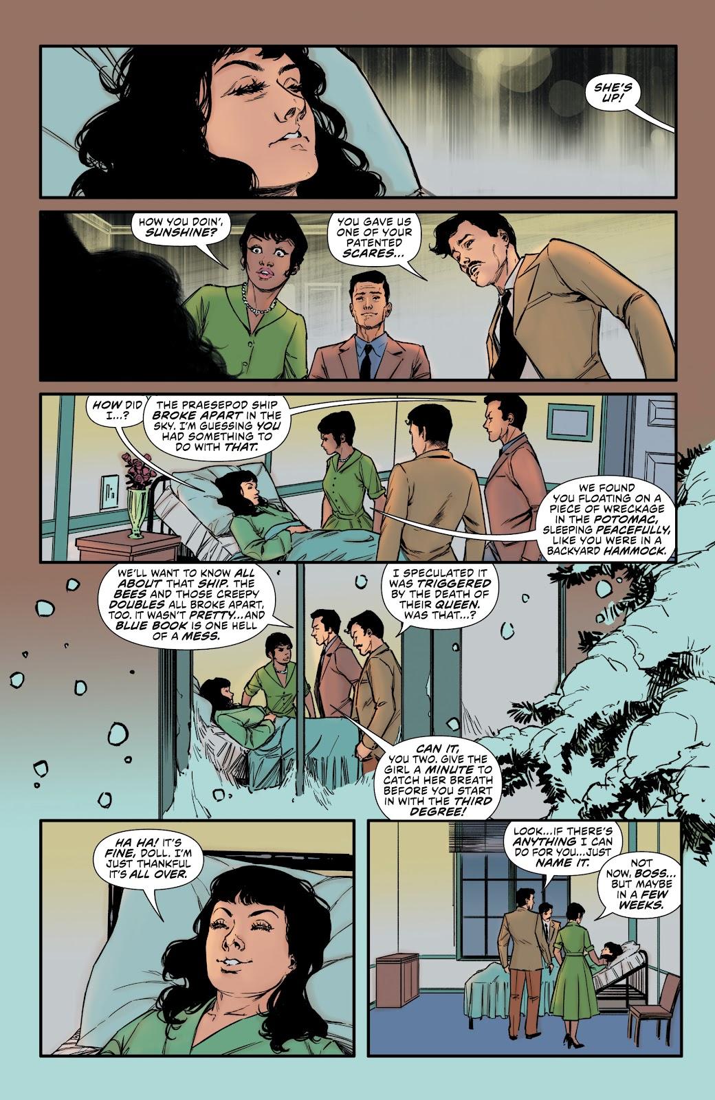 Read online Bettie Page: Unbound comic -  Issue #10 - 25