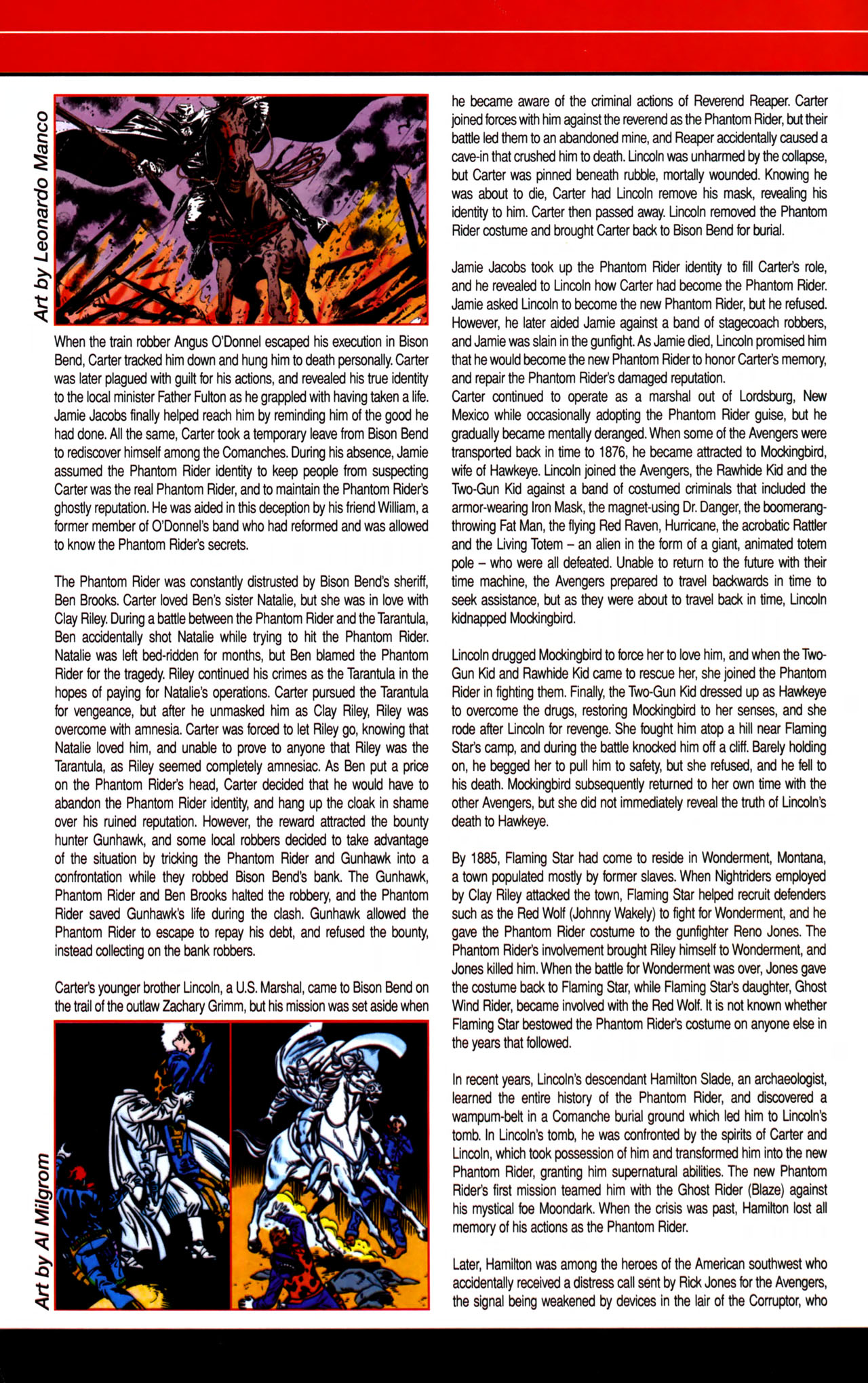 Read online All-New Official Handbook of the Marvel Universe A to Z comic -  Issue #8 - 39