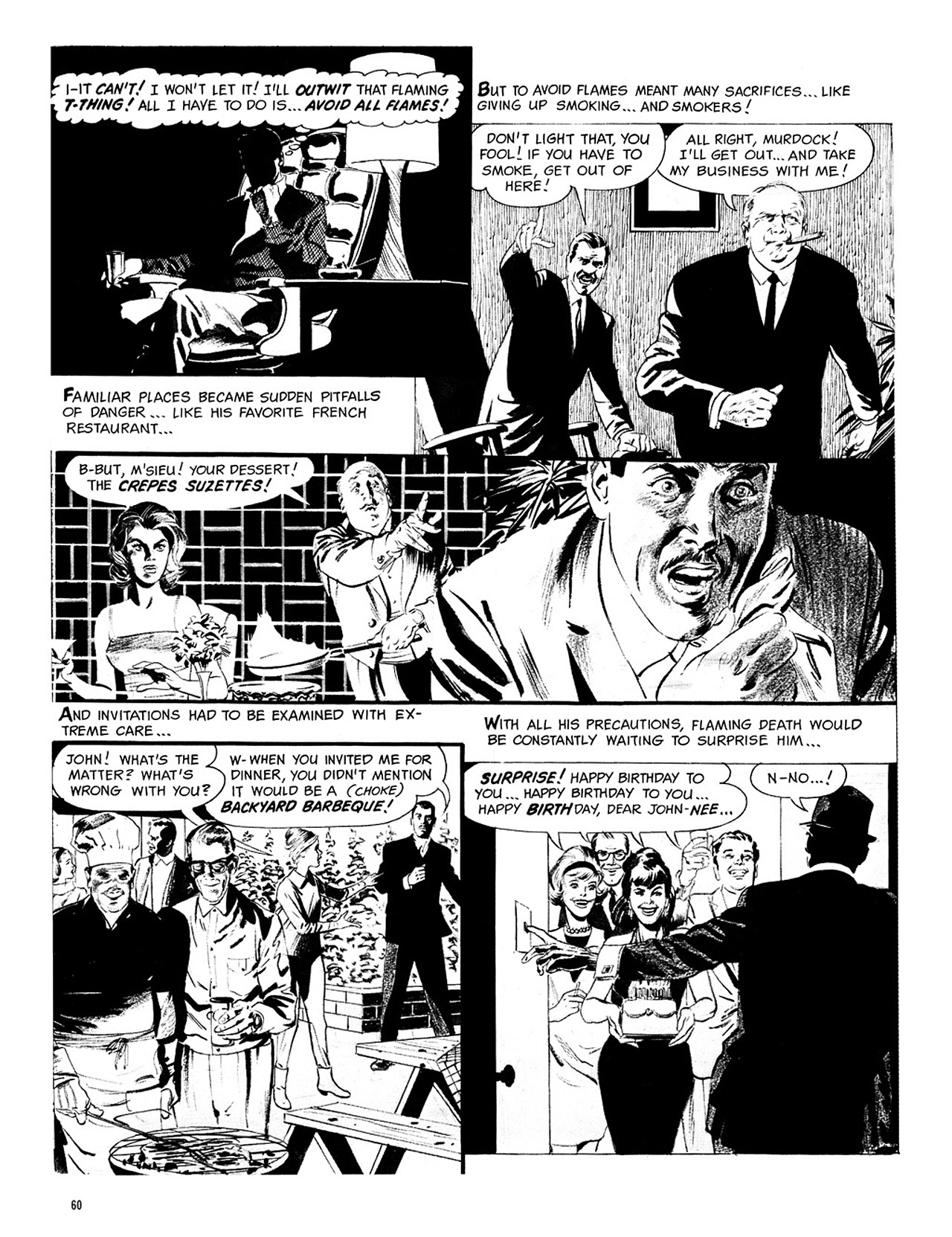 Read online Eerie Archives comic -  Issue # TPB 1 - 61