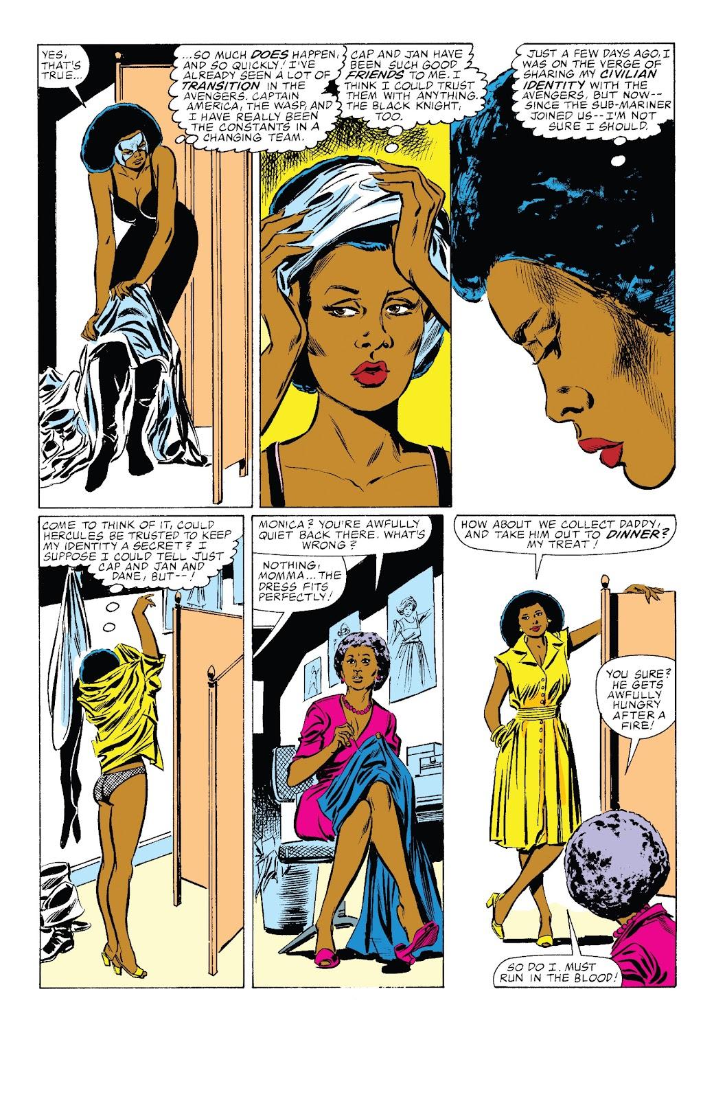 Read online Marvel Tales: Avengers comic -  Issue # Full - 63