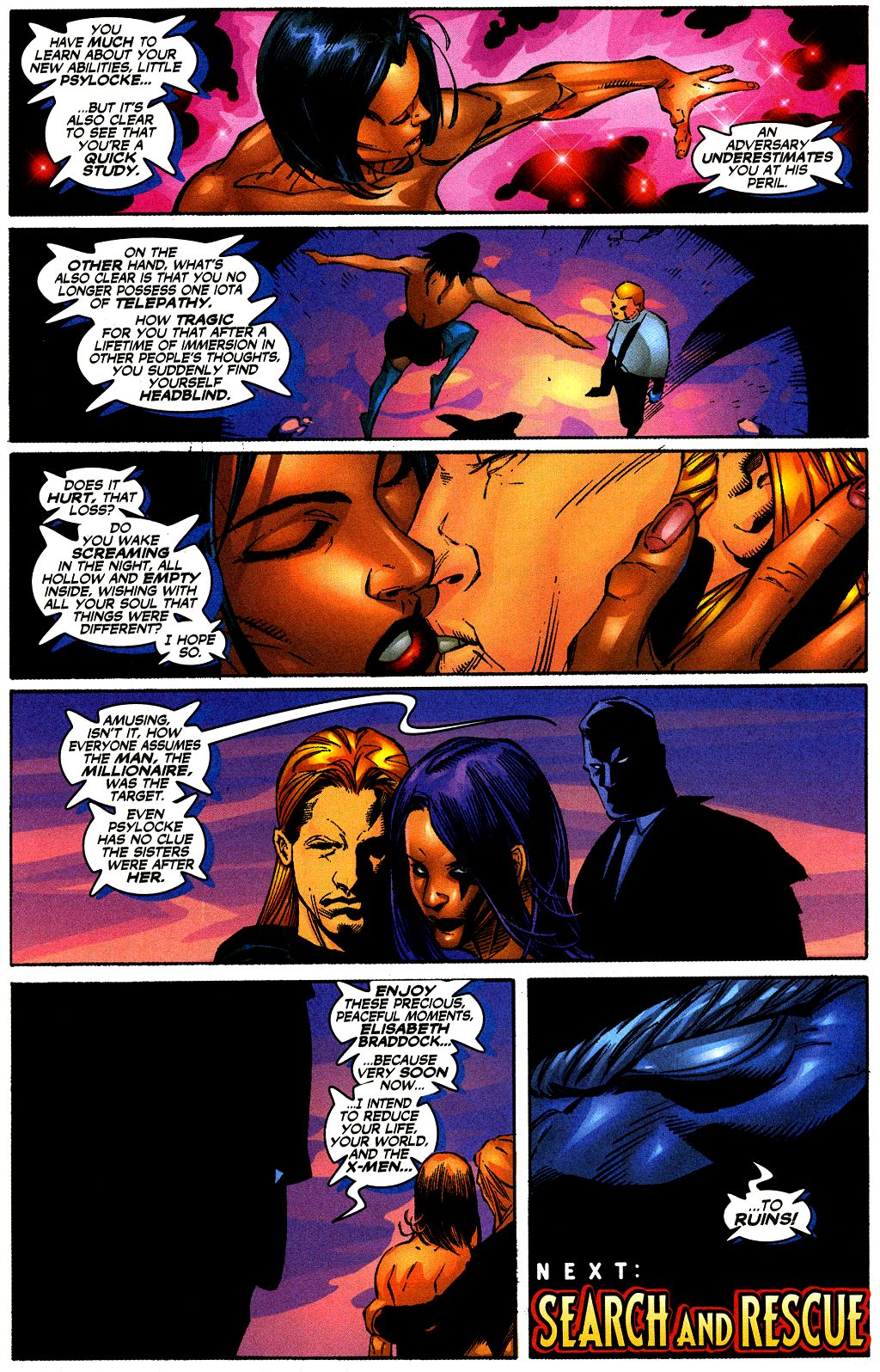 X-Men (1991) 105 Page 22