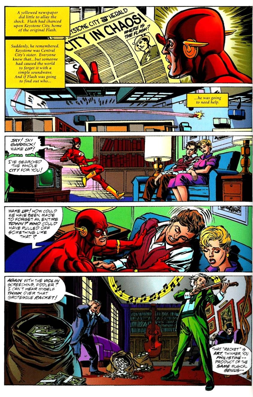 Read online The Life Story of the Flash comic -  Issue # Full - 46