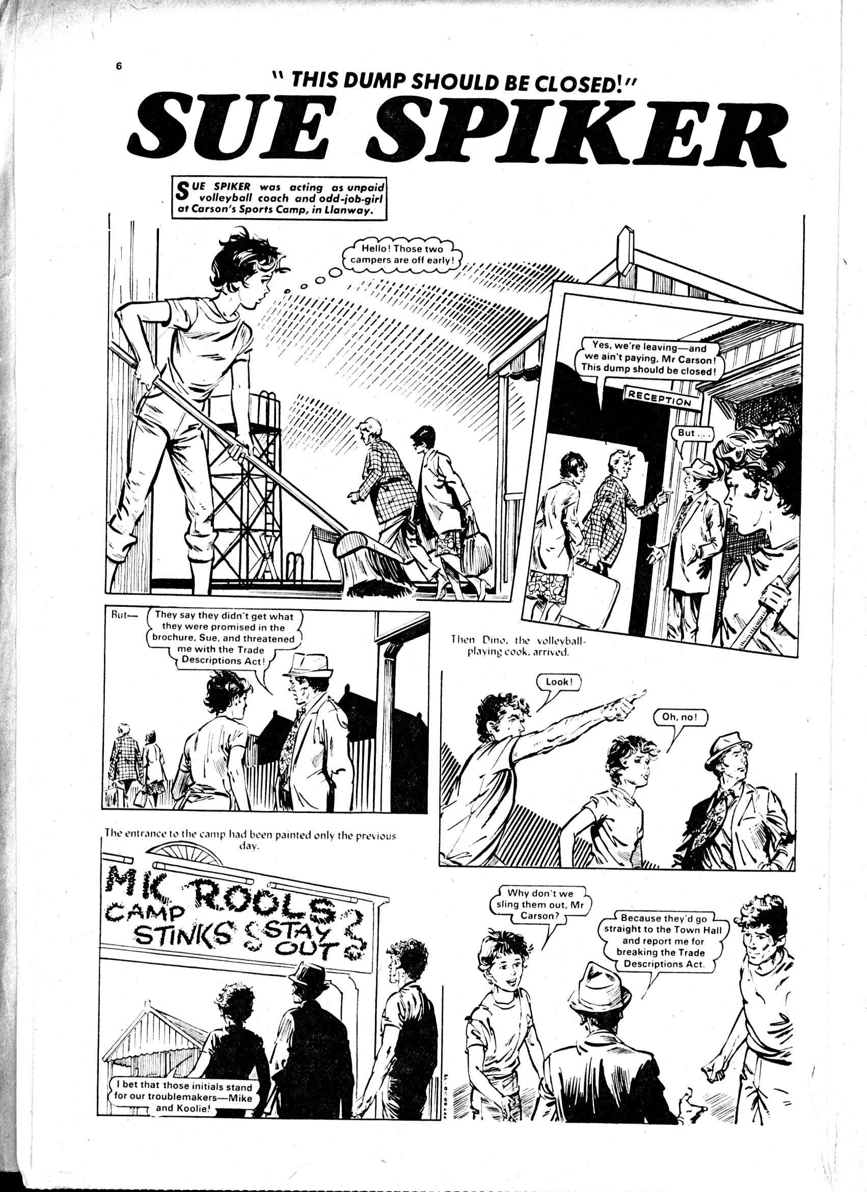 Read online Judy comic -  Issue #1032 - 6