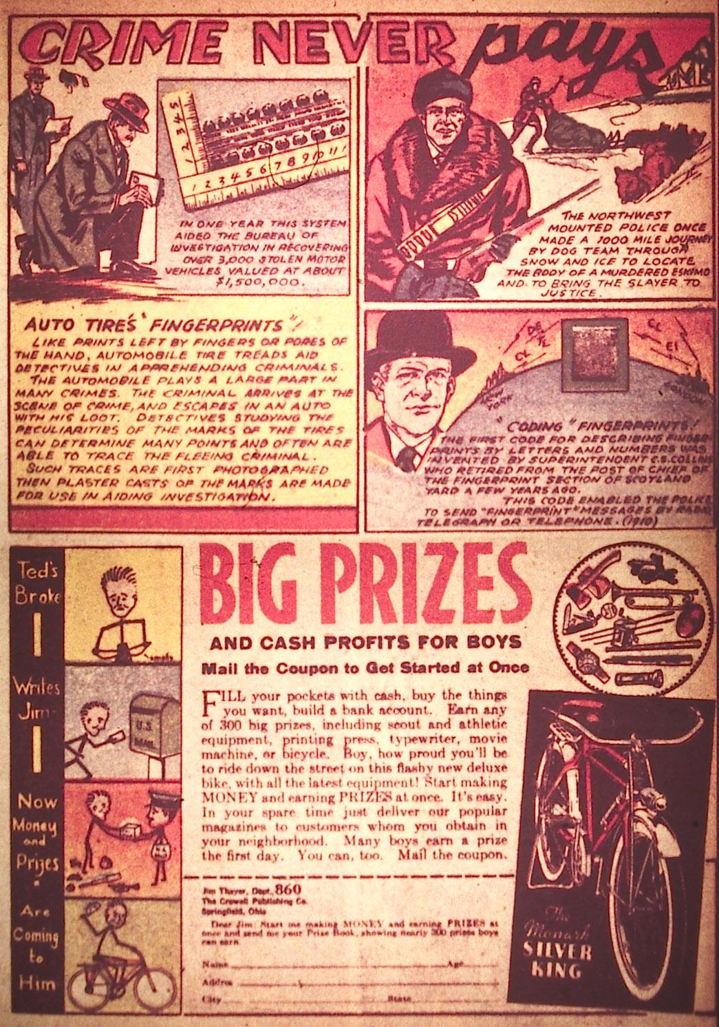 Read online Detective Comics (1937) comic -  Issue #25 - 9