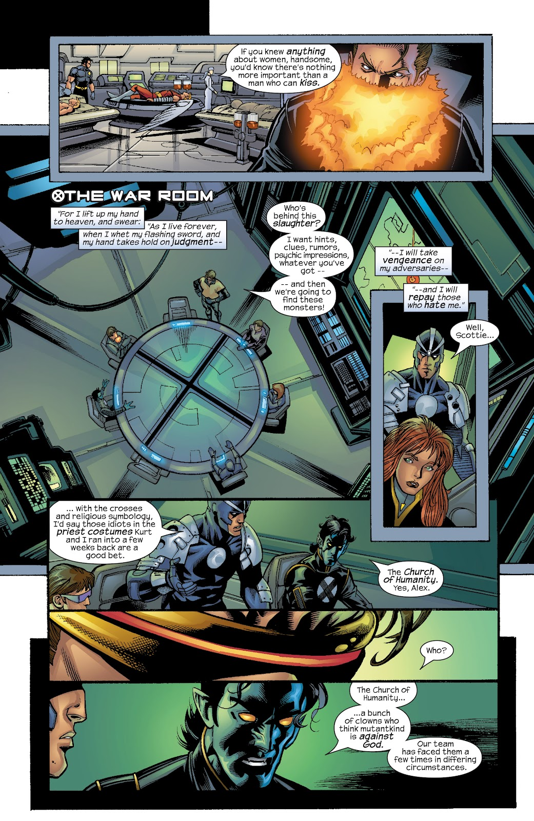 Read online X-Men: Unstoppable comic -  Issue # TPB (Part 4) - 81