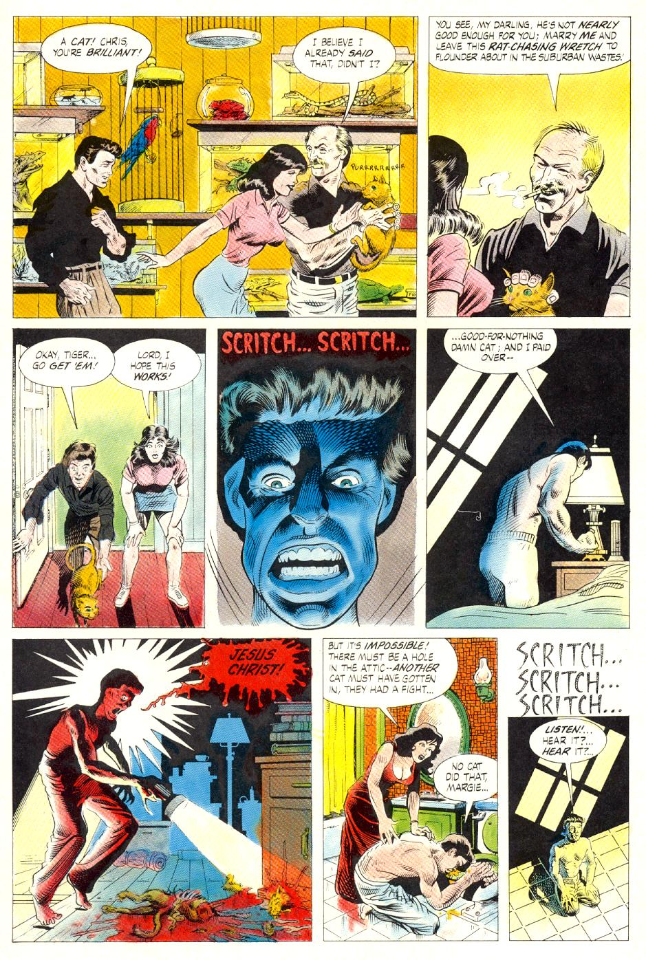 Read online Twisted Tales (1982) comic -  Issue #5 - 9