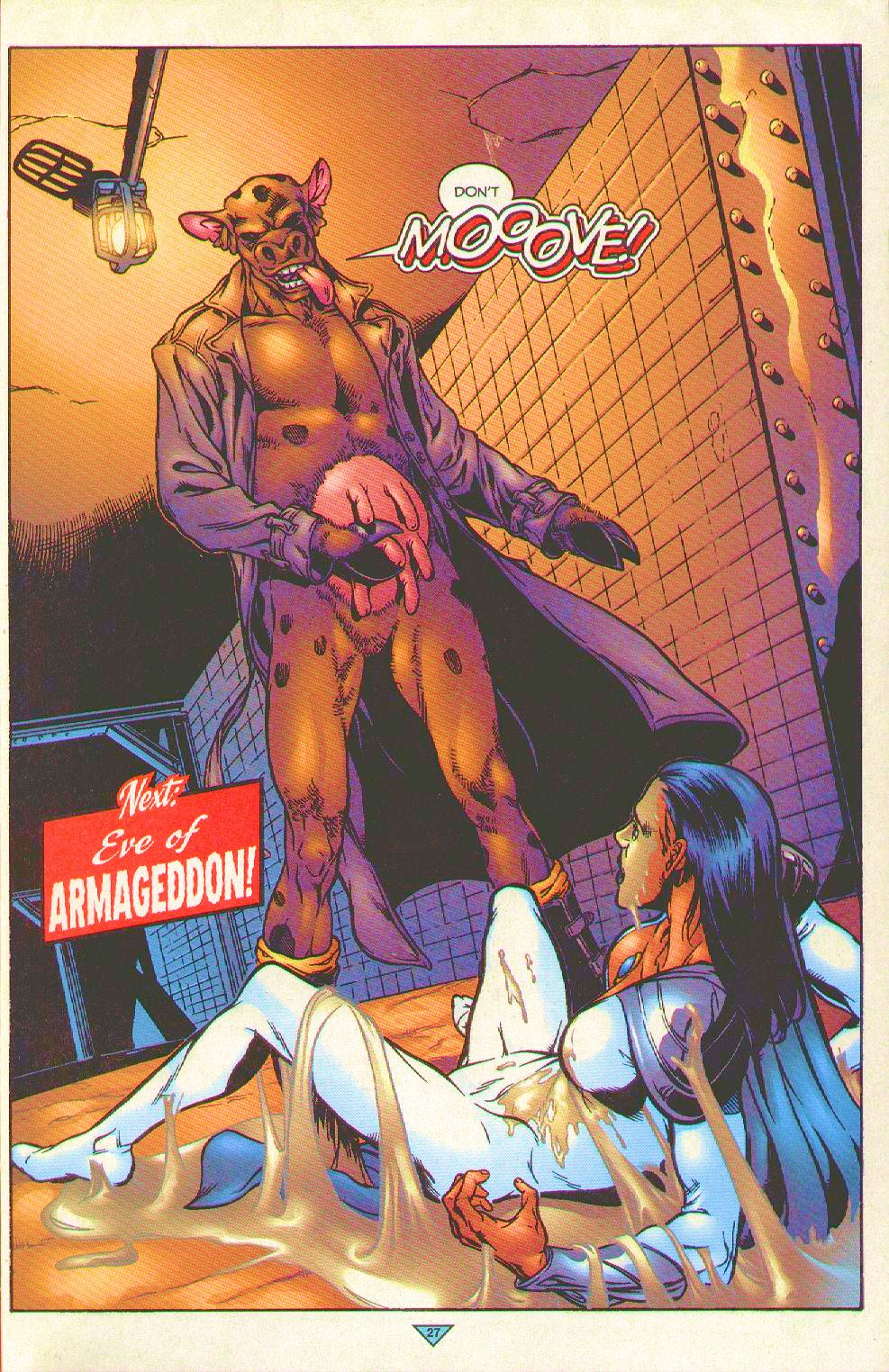 Read online Trinity Angels comic -  Issue #10 - 23