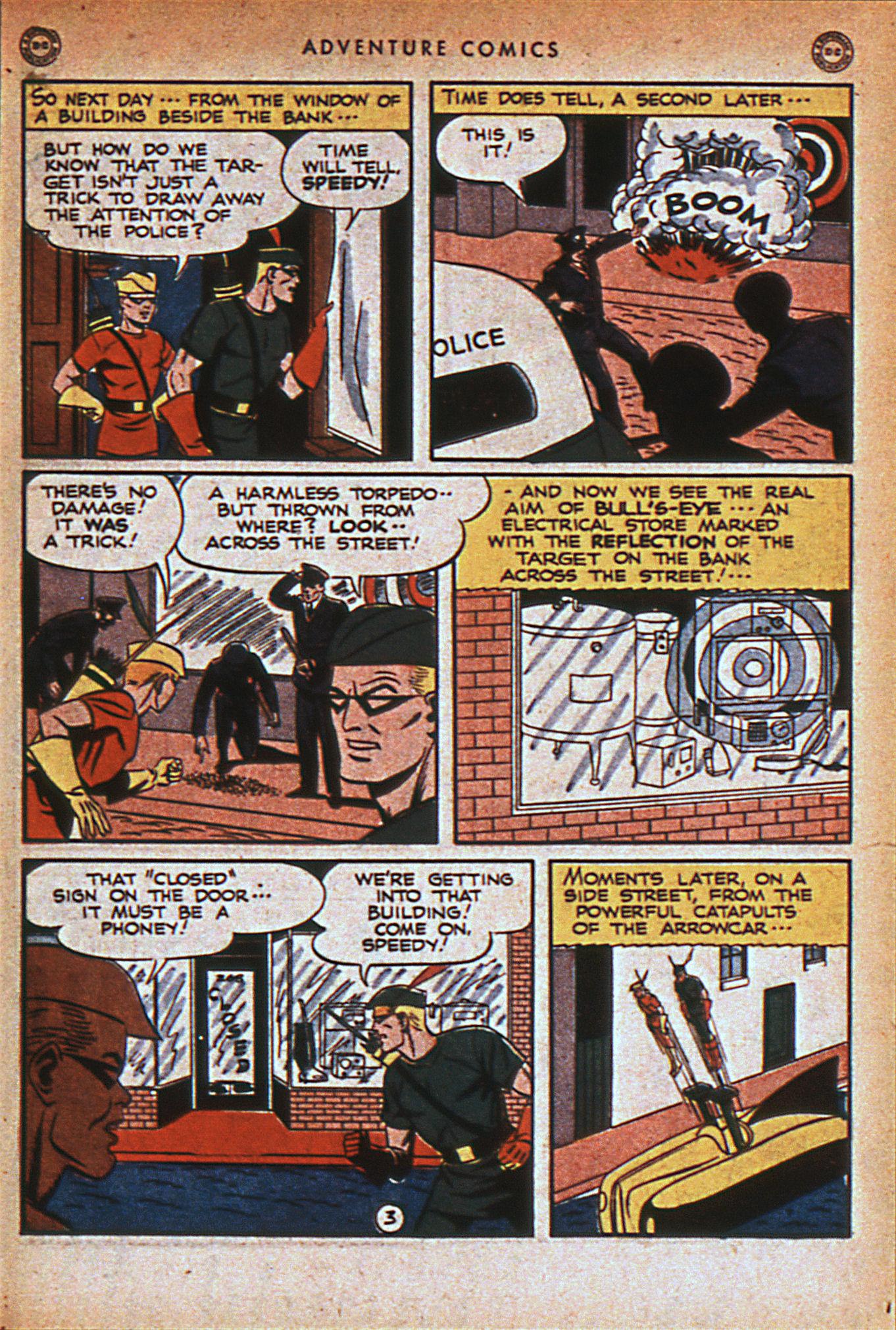 Read online Adventure Comics (1938) comic -  Issue #116 - 16