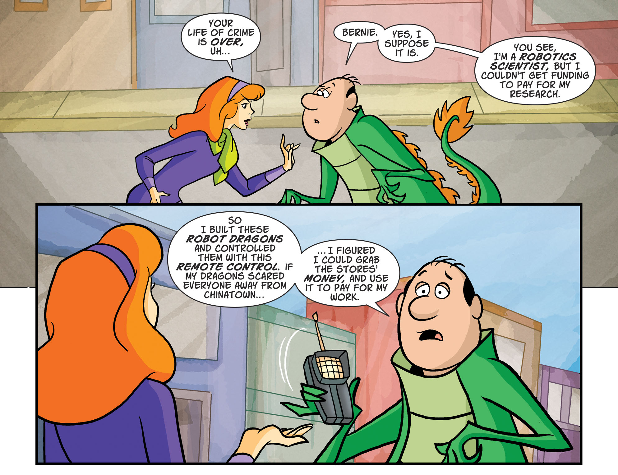 Read online Scooby-Doo! Team-Up comic -  Issue #52 - 18