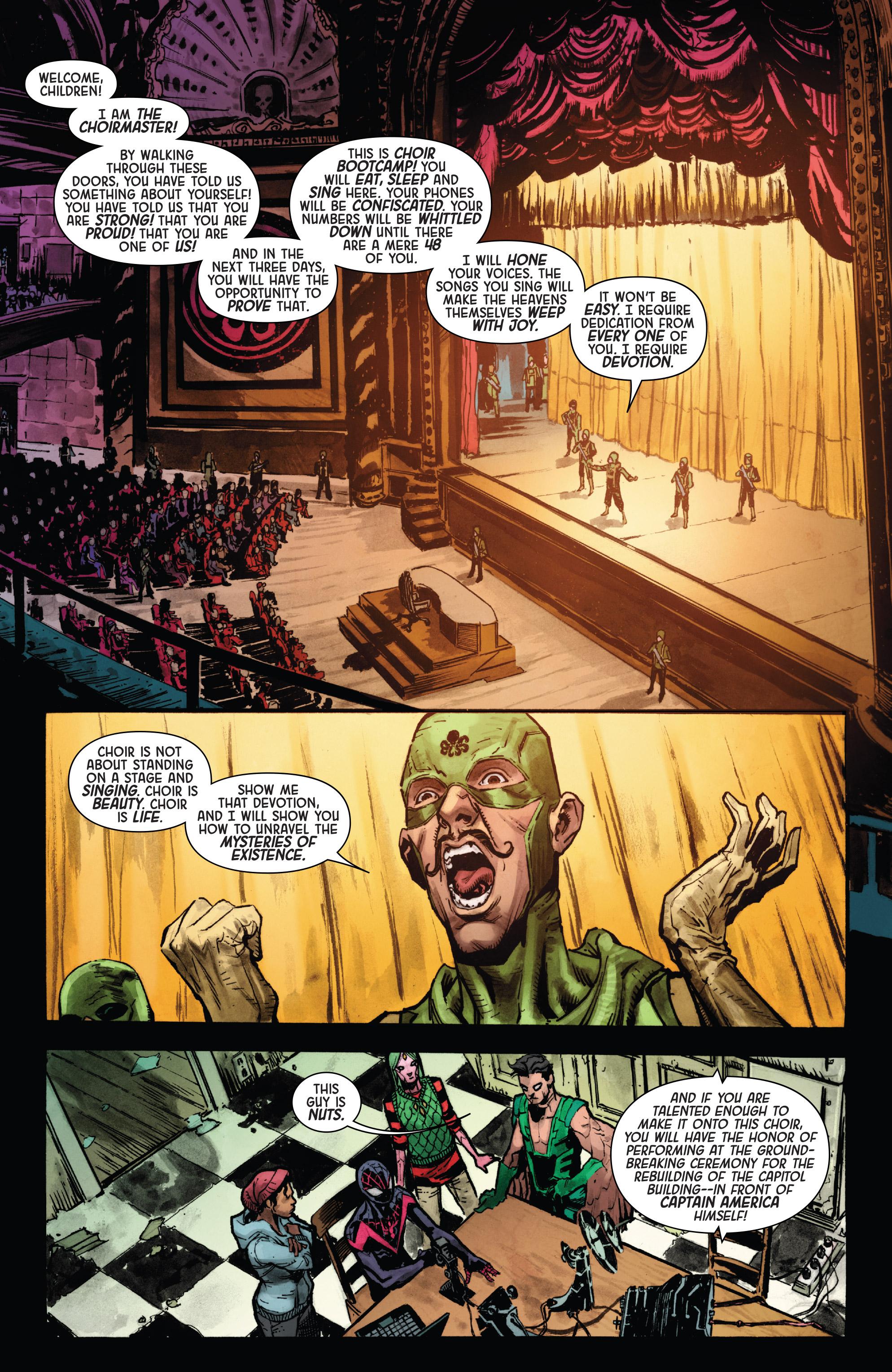 Read online Secret Empire: Uprising comic -  Issue # Full - 10
