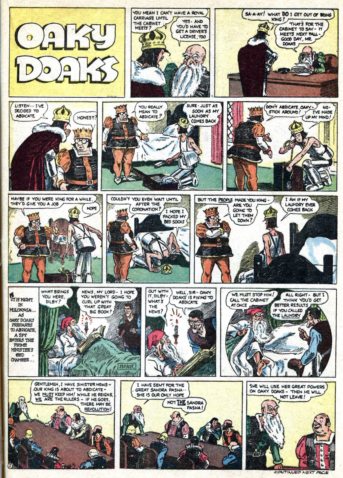 Read online Famous Funnies comic -  Issue #66 - 37