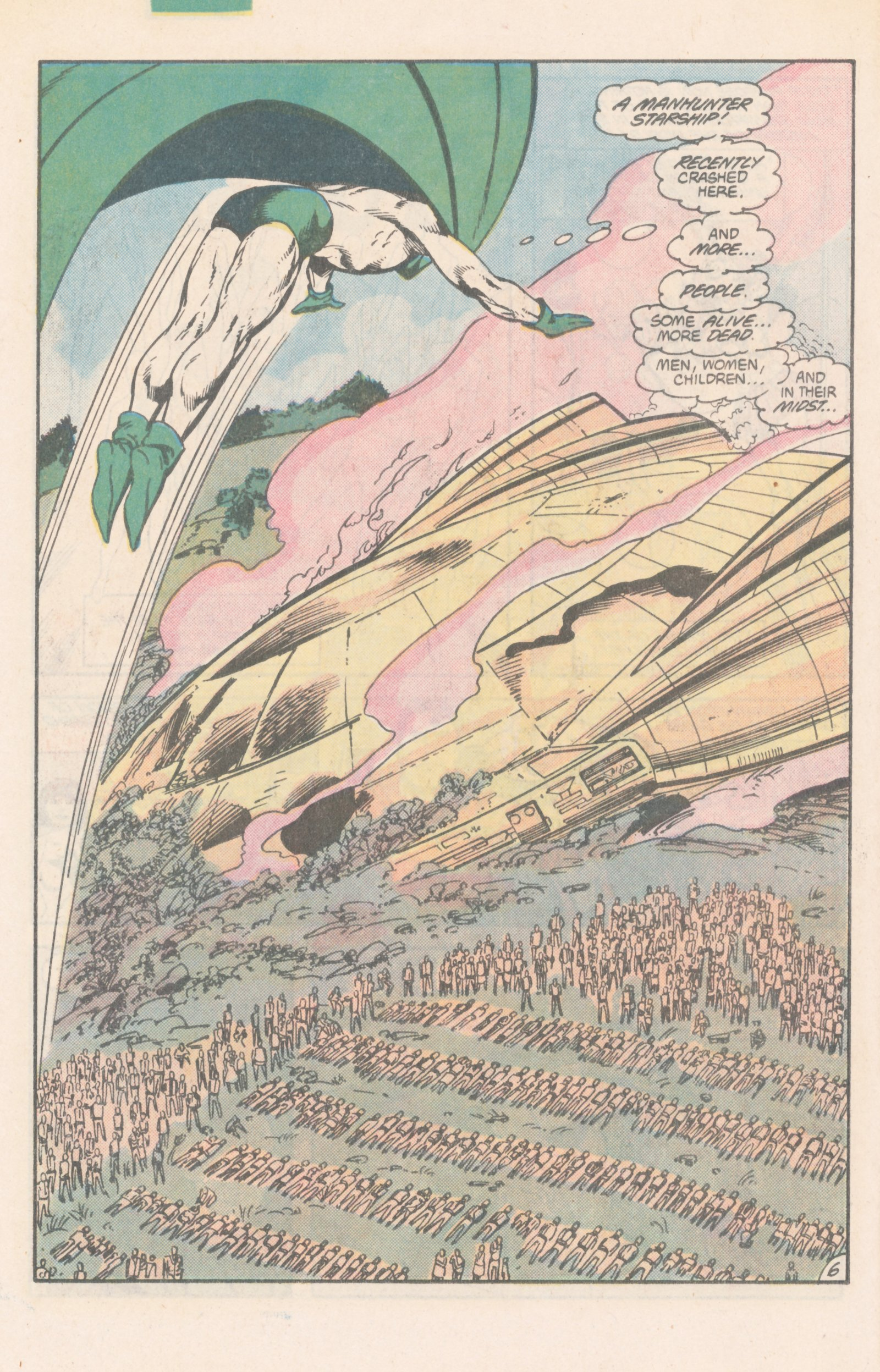 Read online Action Comics (1938) comic -  Issue #596 - 9