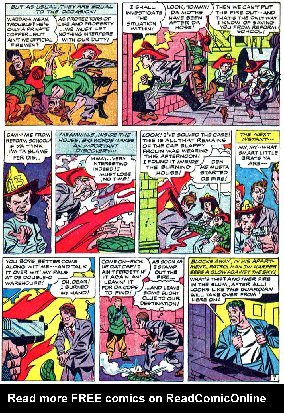 Star Spangled Comics (1941) issue 27 - Page 9