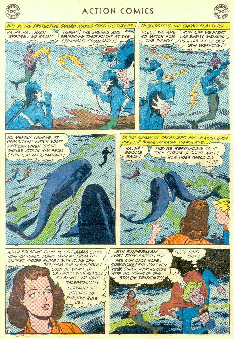 Action Comics (1938) 270 Page 22