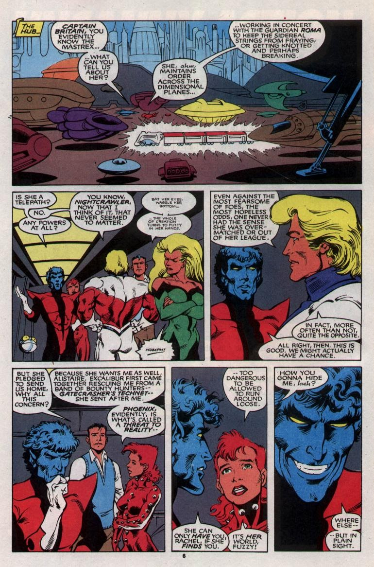 Excalibur (1988) issue 24 - Page 5