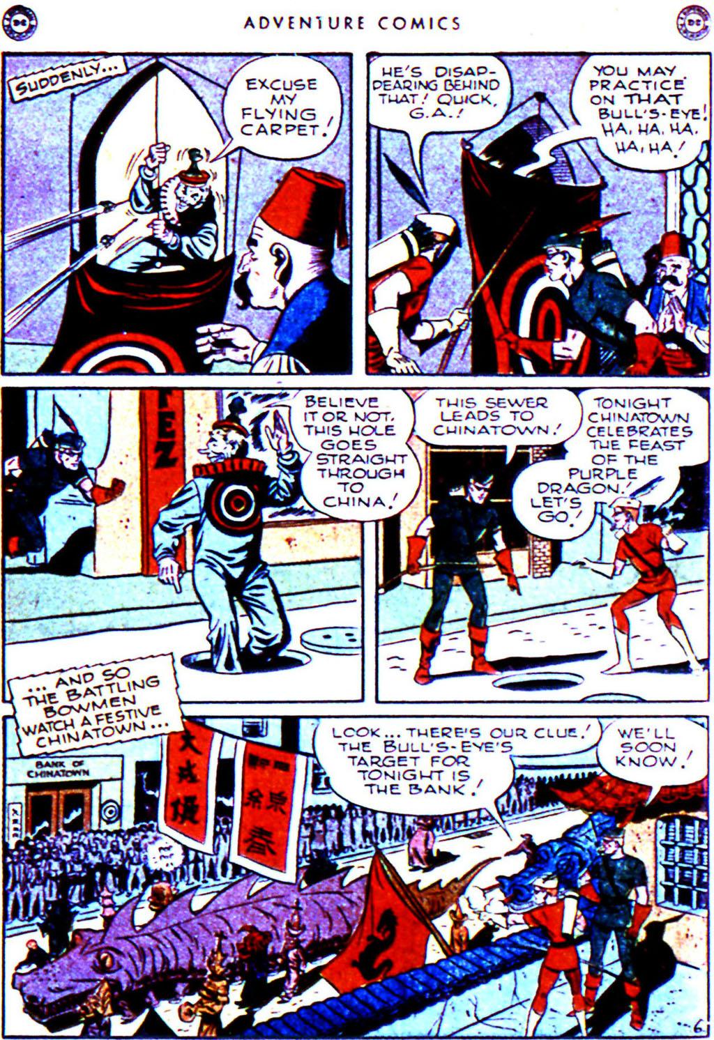 Read online Adventure Comics (1938) comic -  Issue #119 - 36