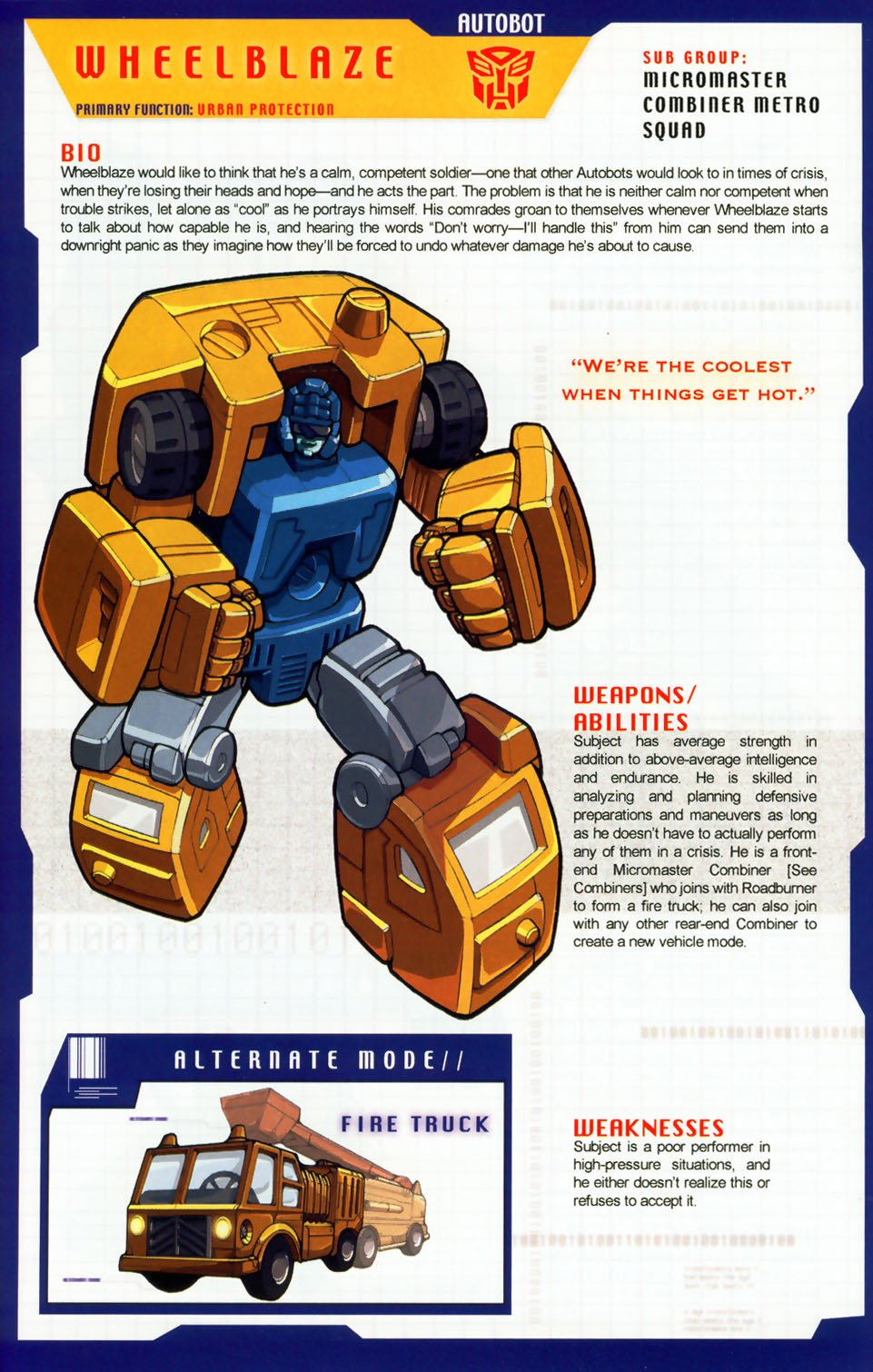 Read online Transformers: More than Meets the Eye comic -  Issue #7 - 42