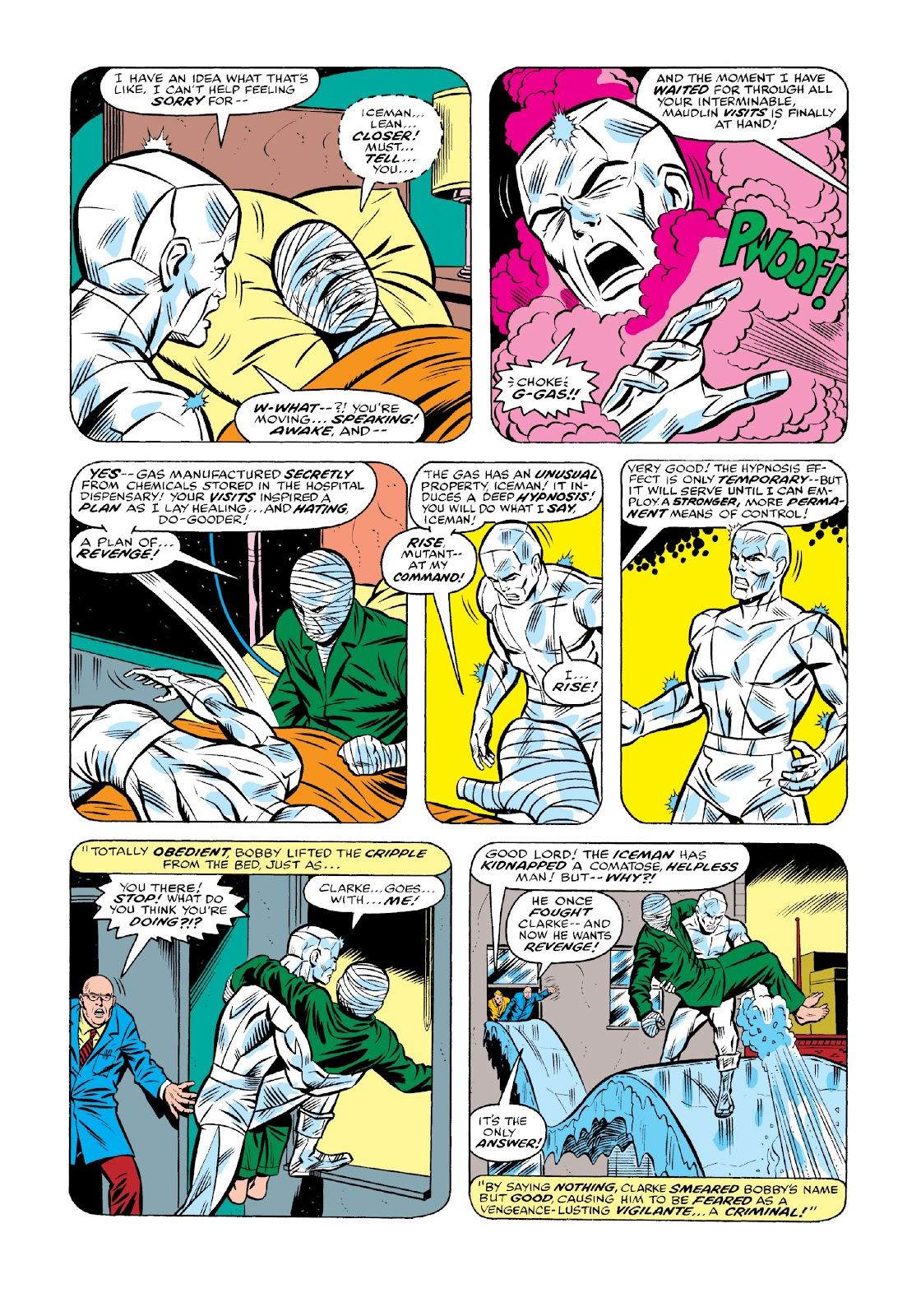 Read online Marvel Masterworks: The Spectacular Spider-Man comic -  Issue # TPB 2 (Part 1) - 50