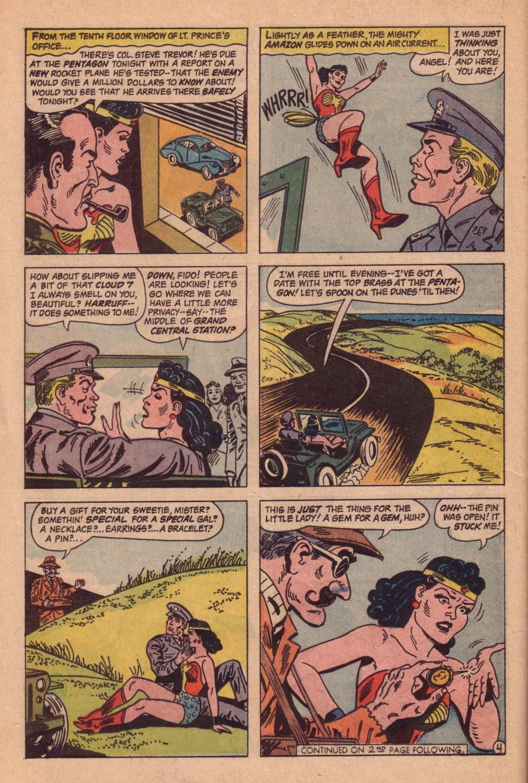 Read online Wonder Woman (1942) comic -  Issue #161 - 24