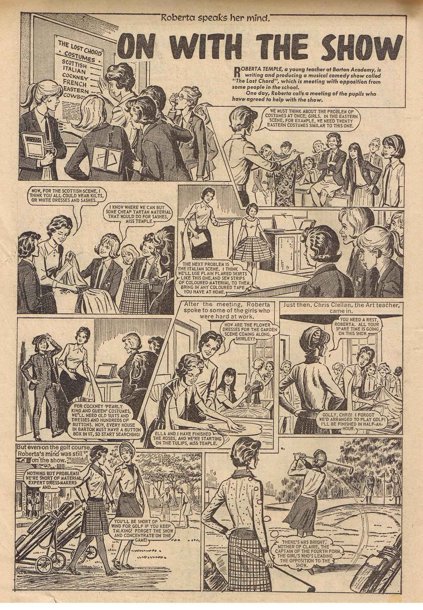 Read online Judy comic -  Issue #383 - 14