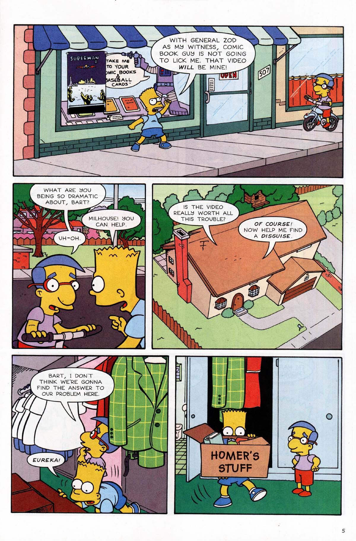 Read online Simpsons Comics Presents Bart Simpson comic -  Issue #10 - 6