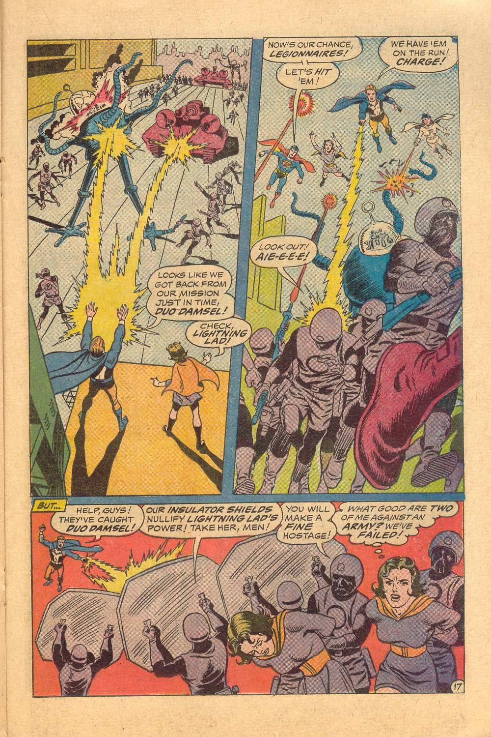 Read online Adventure Comics (1938) comic -  Issue #367 - 22