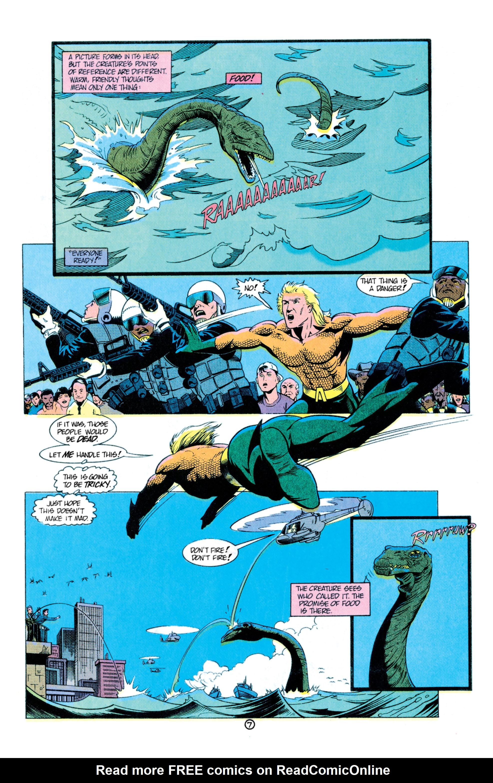 Read online Aquaman (1991) comic -  Issue #11 - 8
