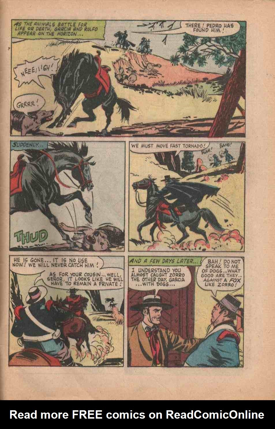 Zorro (1966) issue 6 - Page 33