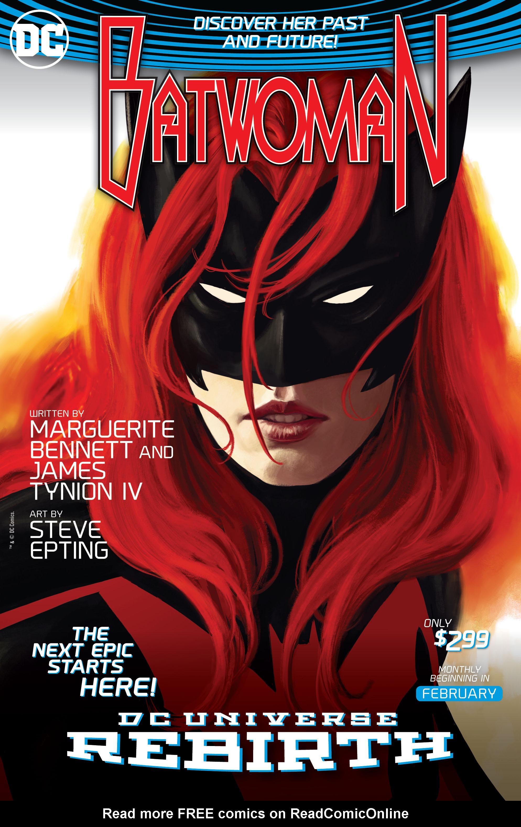 Read online Scooby Apocalypse comic -  Issue #9 - 2