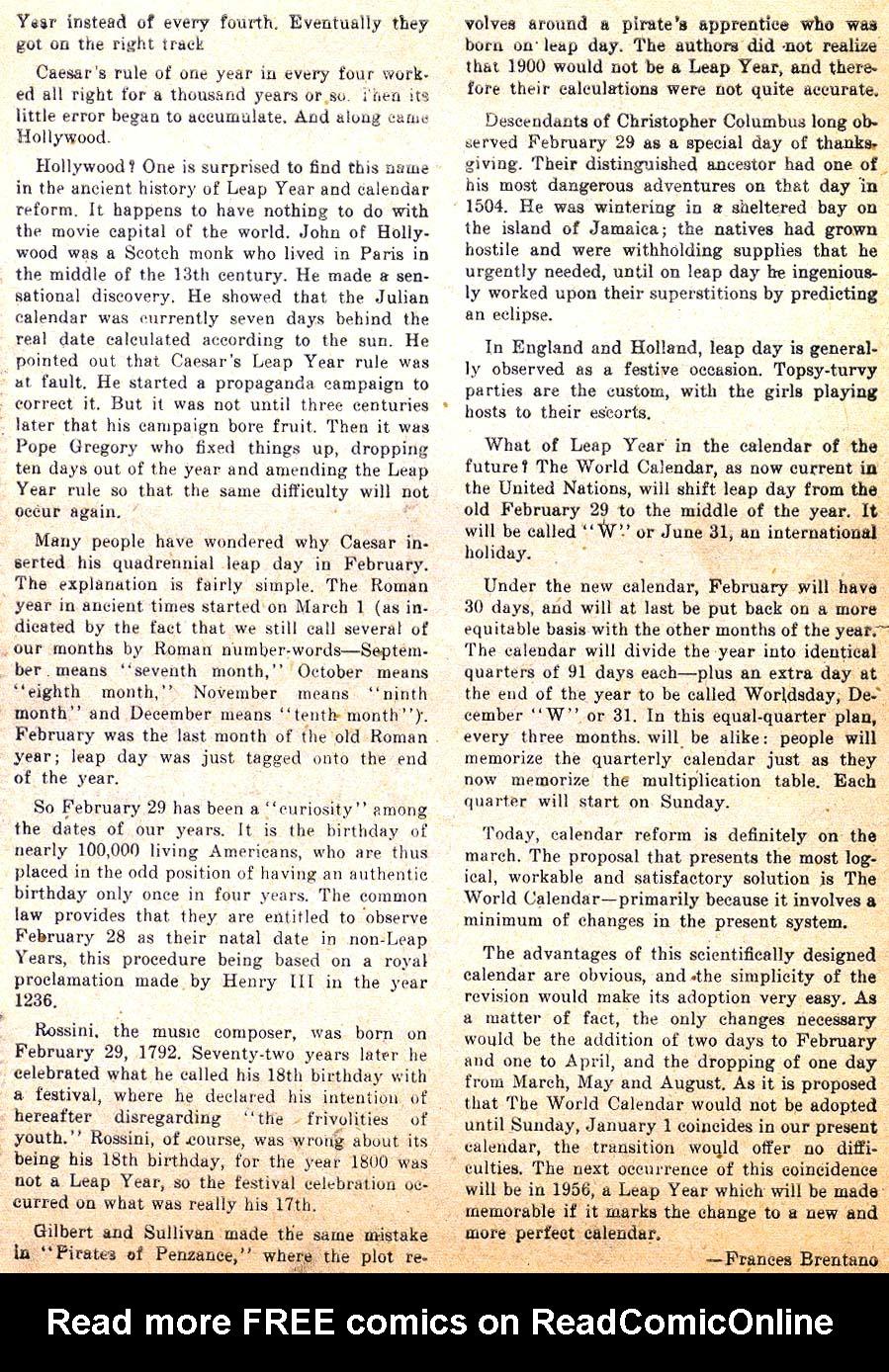 Read online Adventure Comics (1938) comic -  Issue #178 - 34