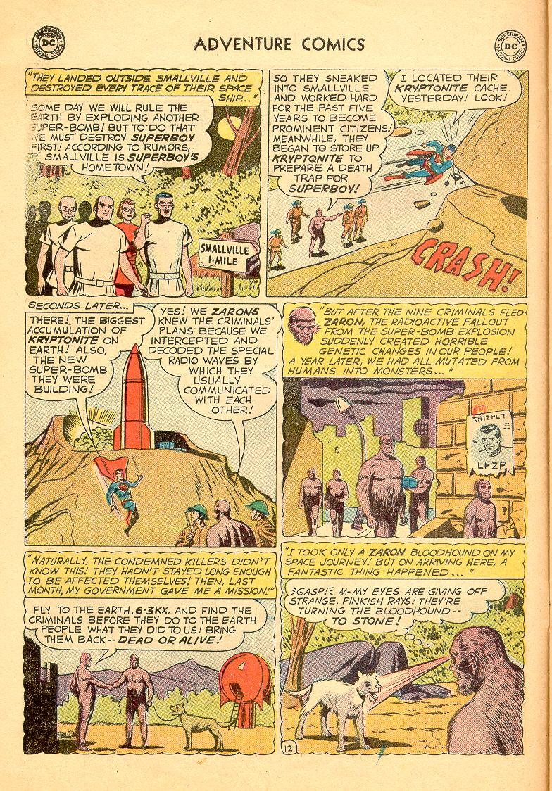 Read online Adventure Comics (1938) comic -  Issue #274 - 14