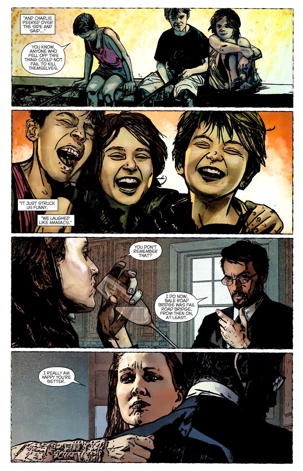 Read online Stephen King's N. comic -  Issue #3 - 18