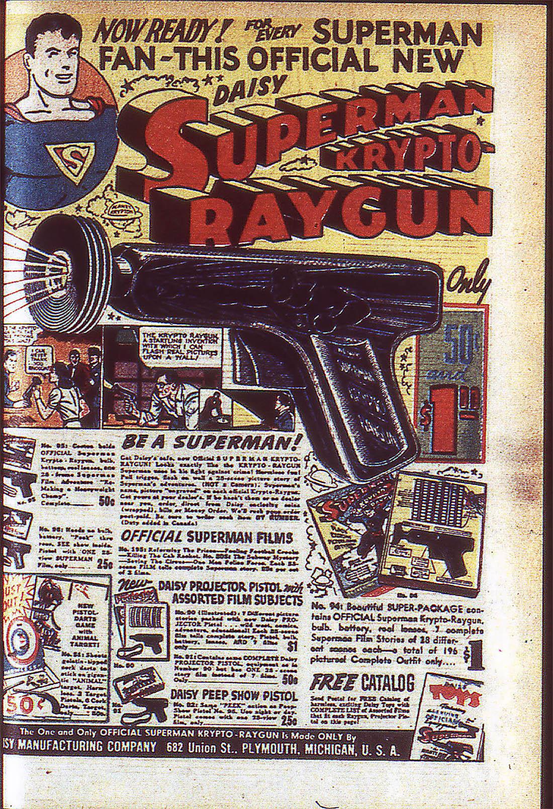Read online Adventure Comics (1938) comic -  Issue #59 - 20
