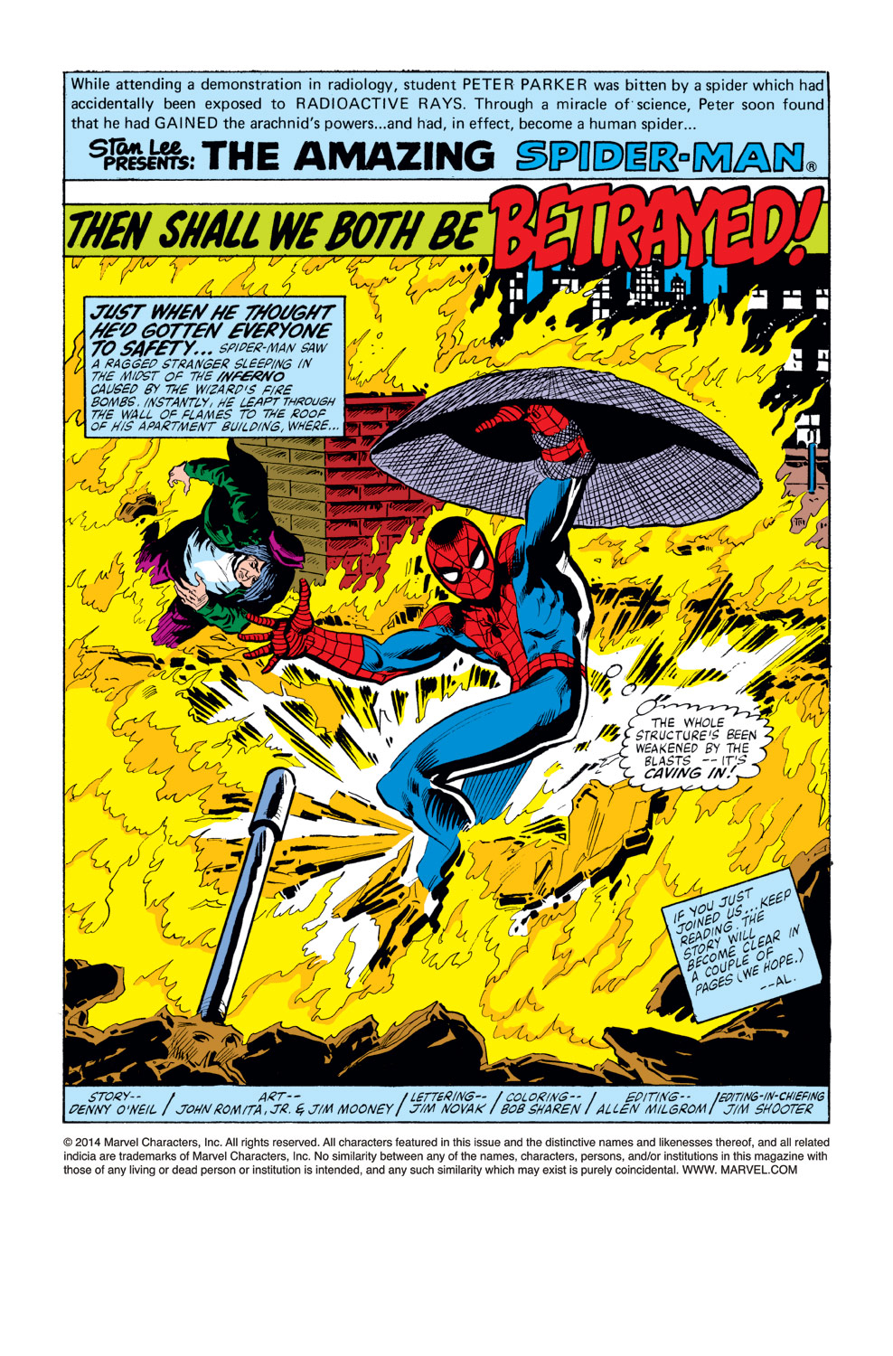 The Amazing Spider-Man (1963) 214 Page 1
