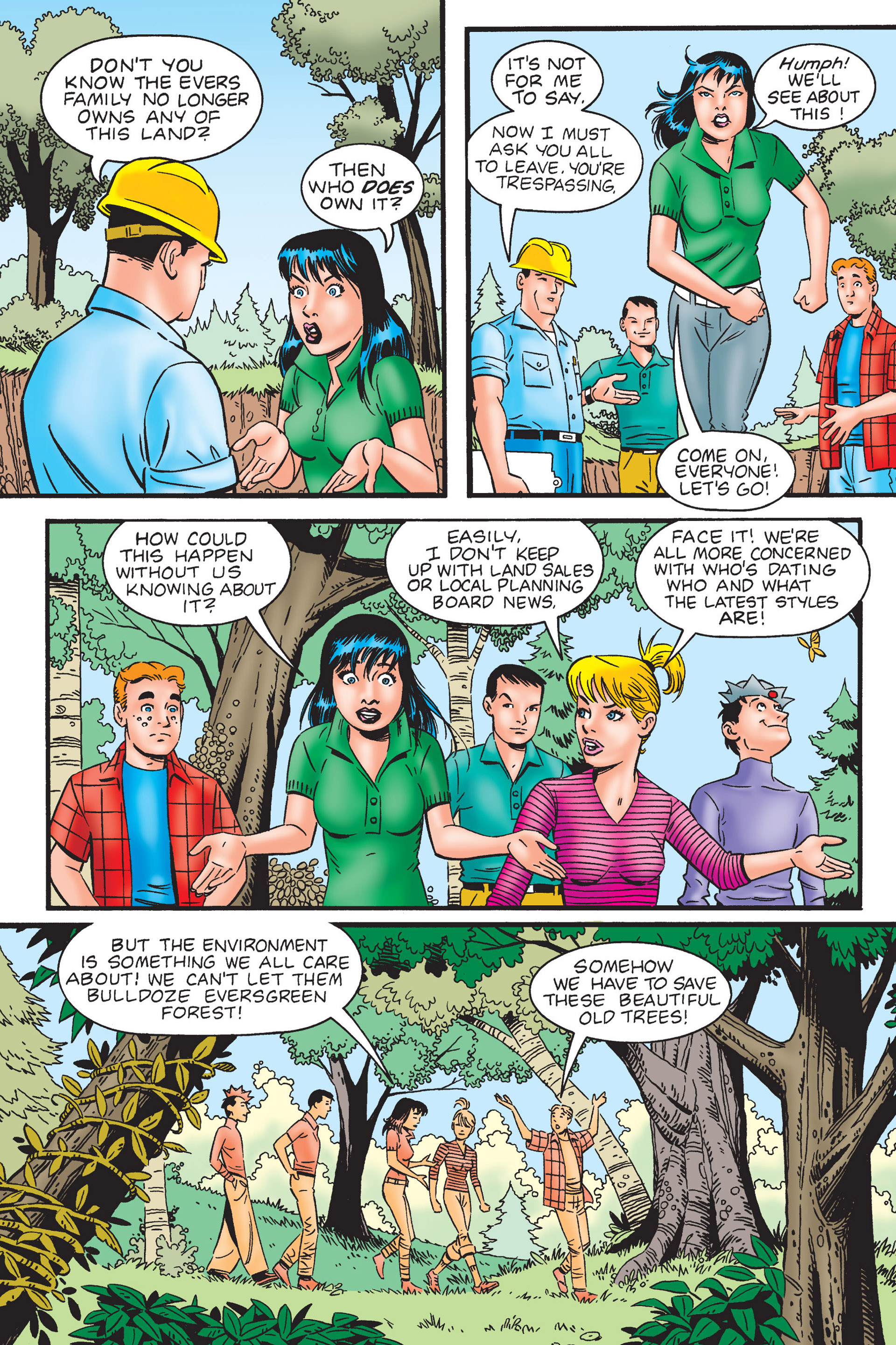 Read online Archie's New Look Series comic -  Issue #4 - 19