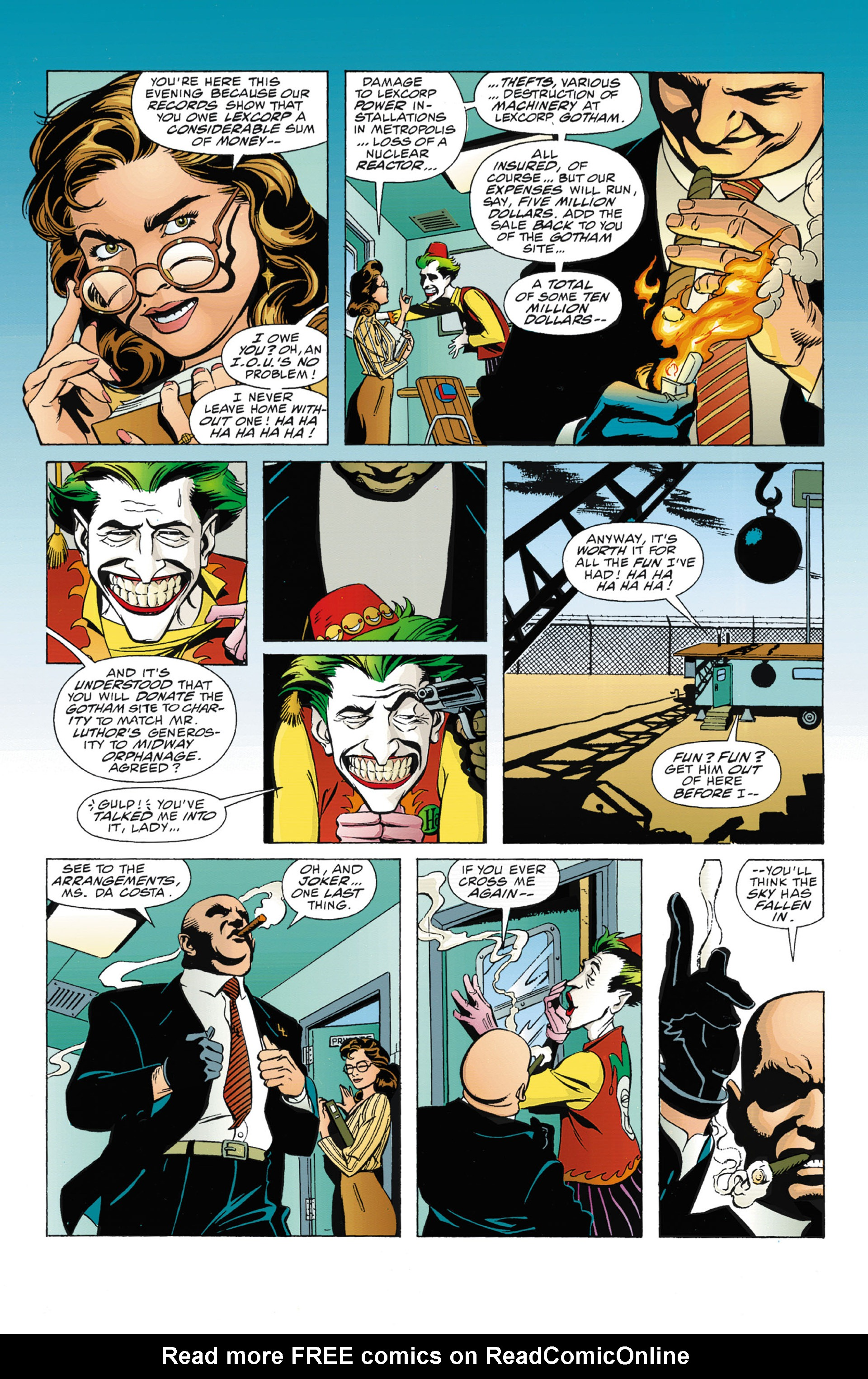Read online World's Finest (1990) comic -  Issue #3 - 39