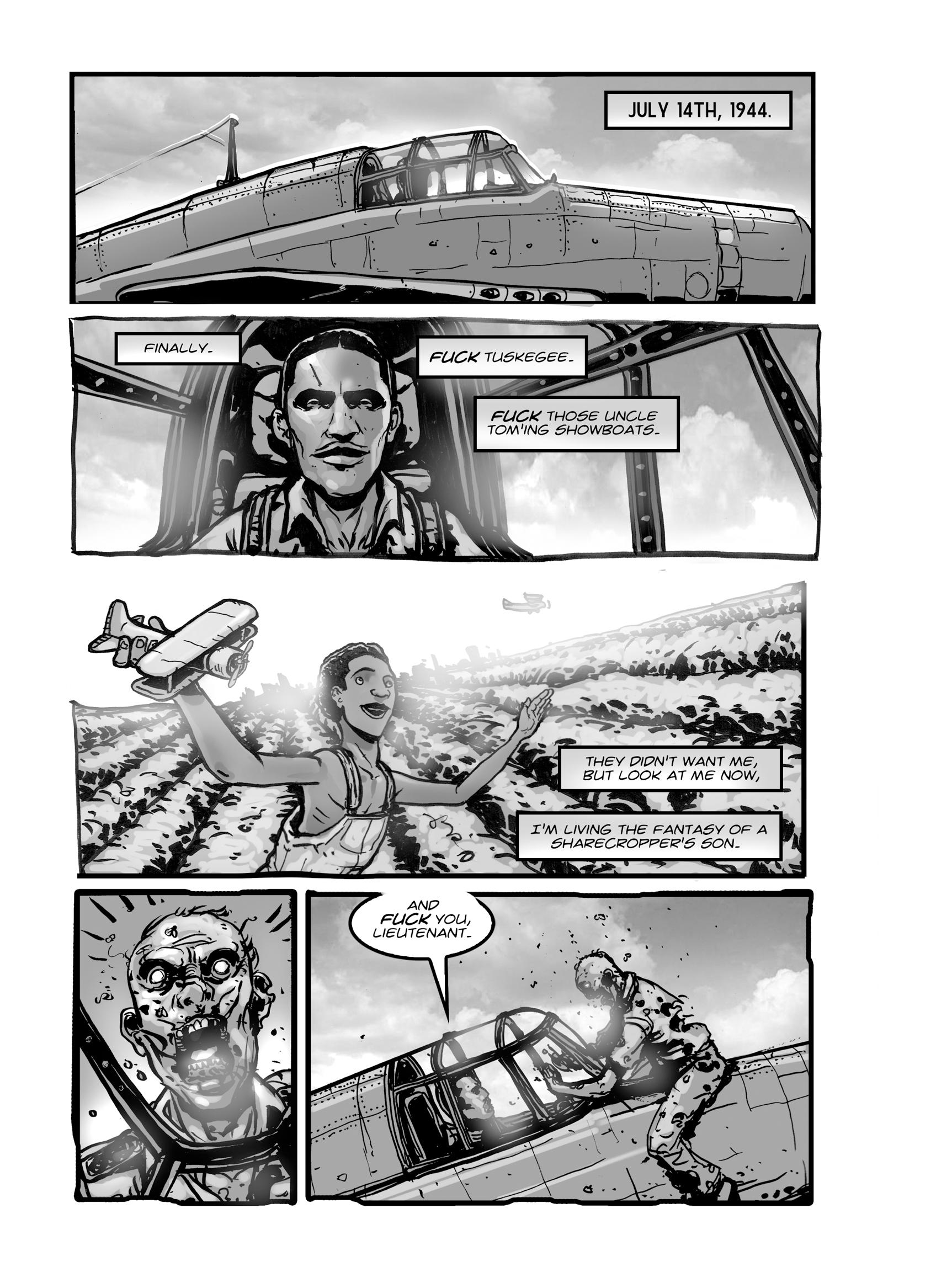 Read online FUBAR comic -  Issue #2 - 177