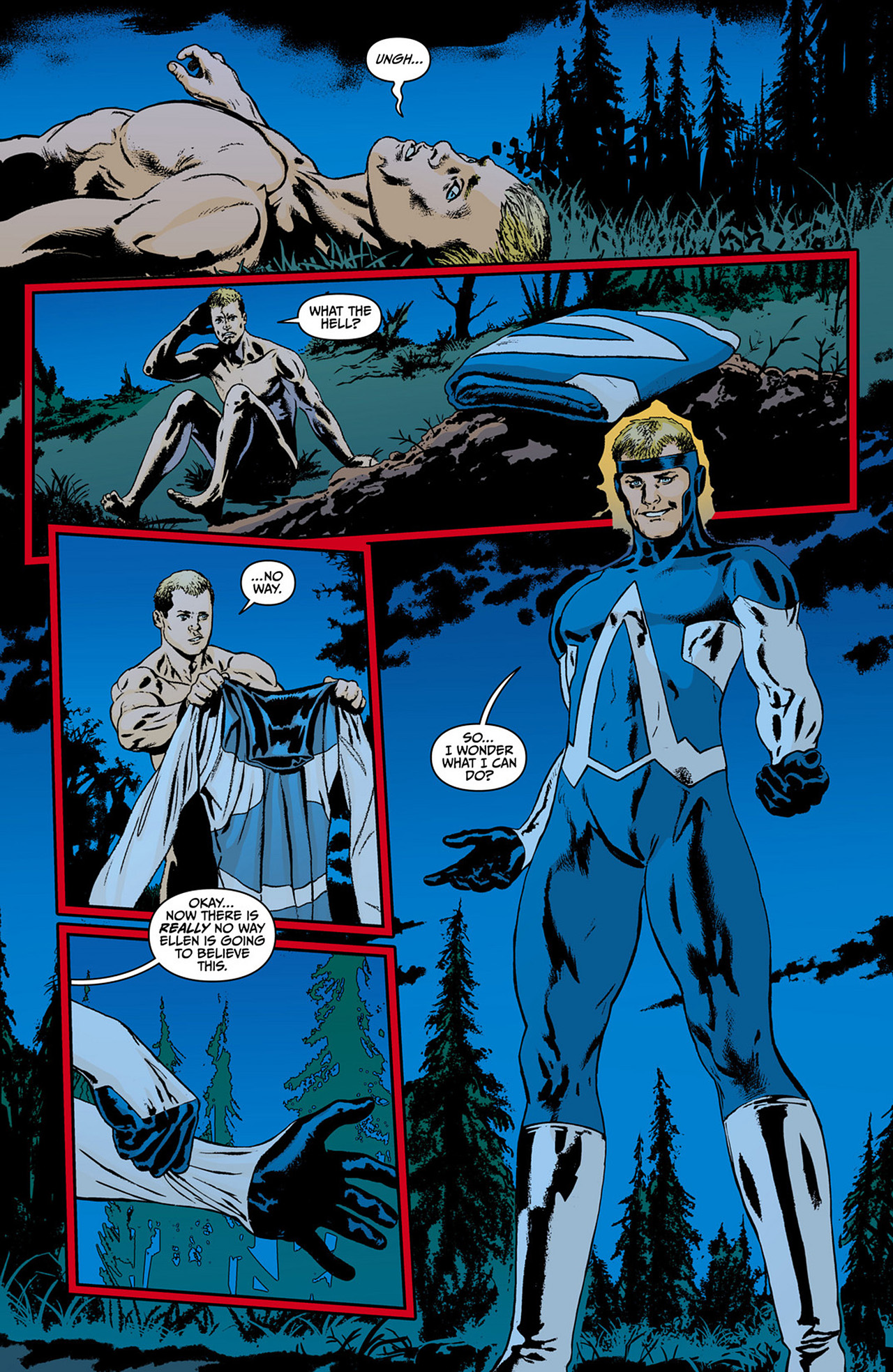 Read online Animal Man (2011) comic -  Issue #0 - 12